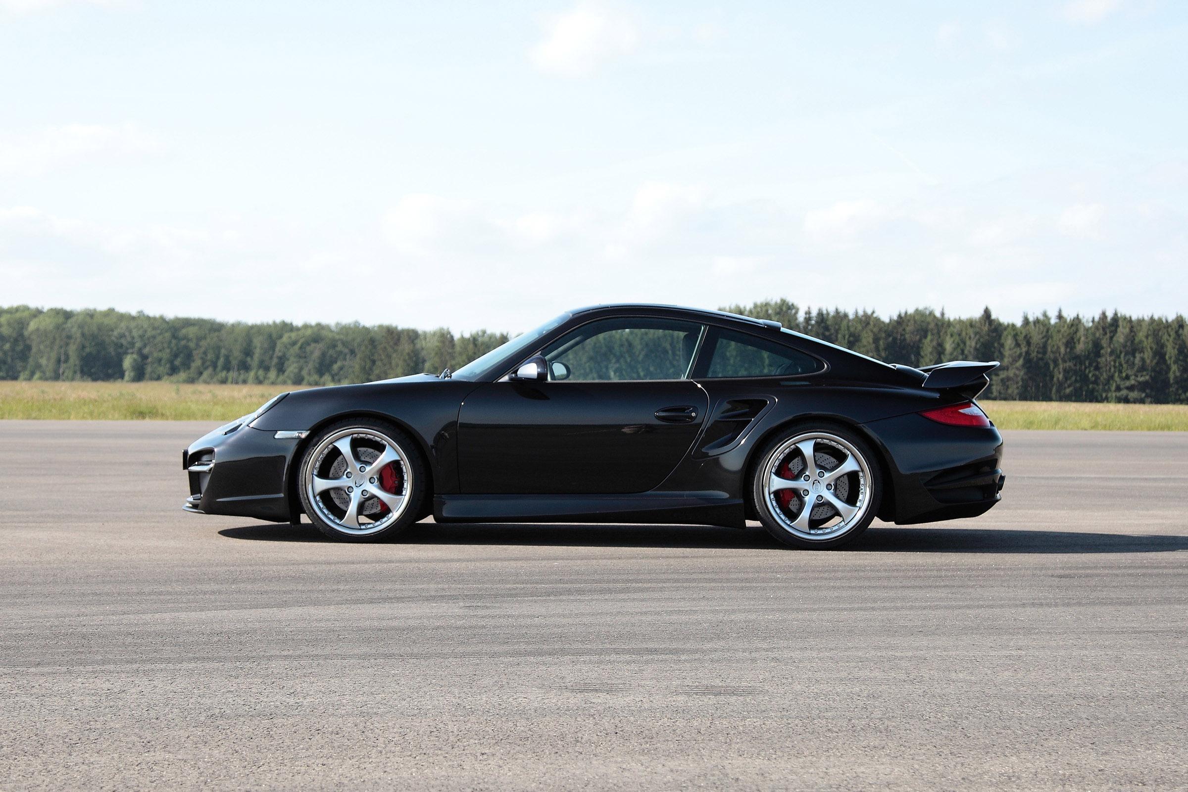 TECHART Porsche 911 Turbo Aerodynamic Kit 2 - Picture 37395