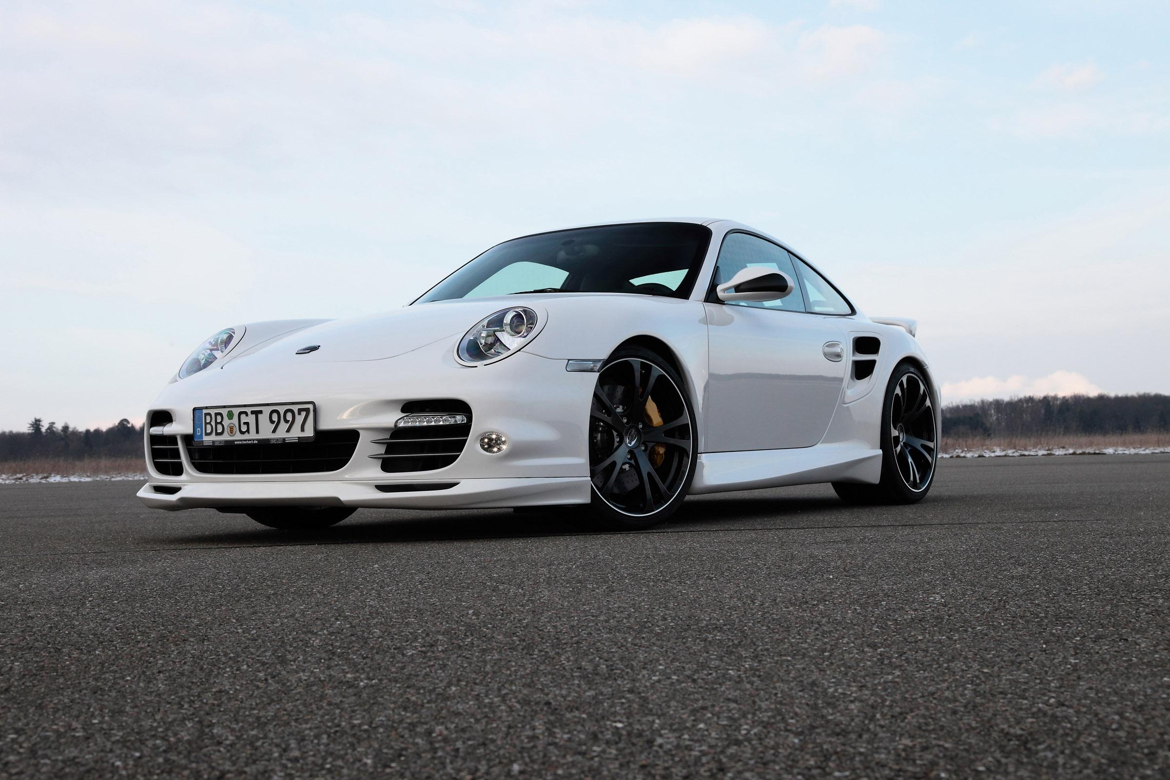 Techart Porsche 911 Turbo S Picture 32857