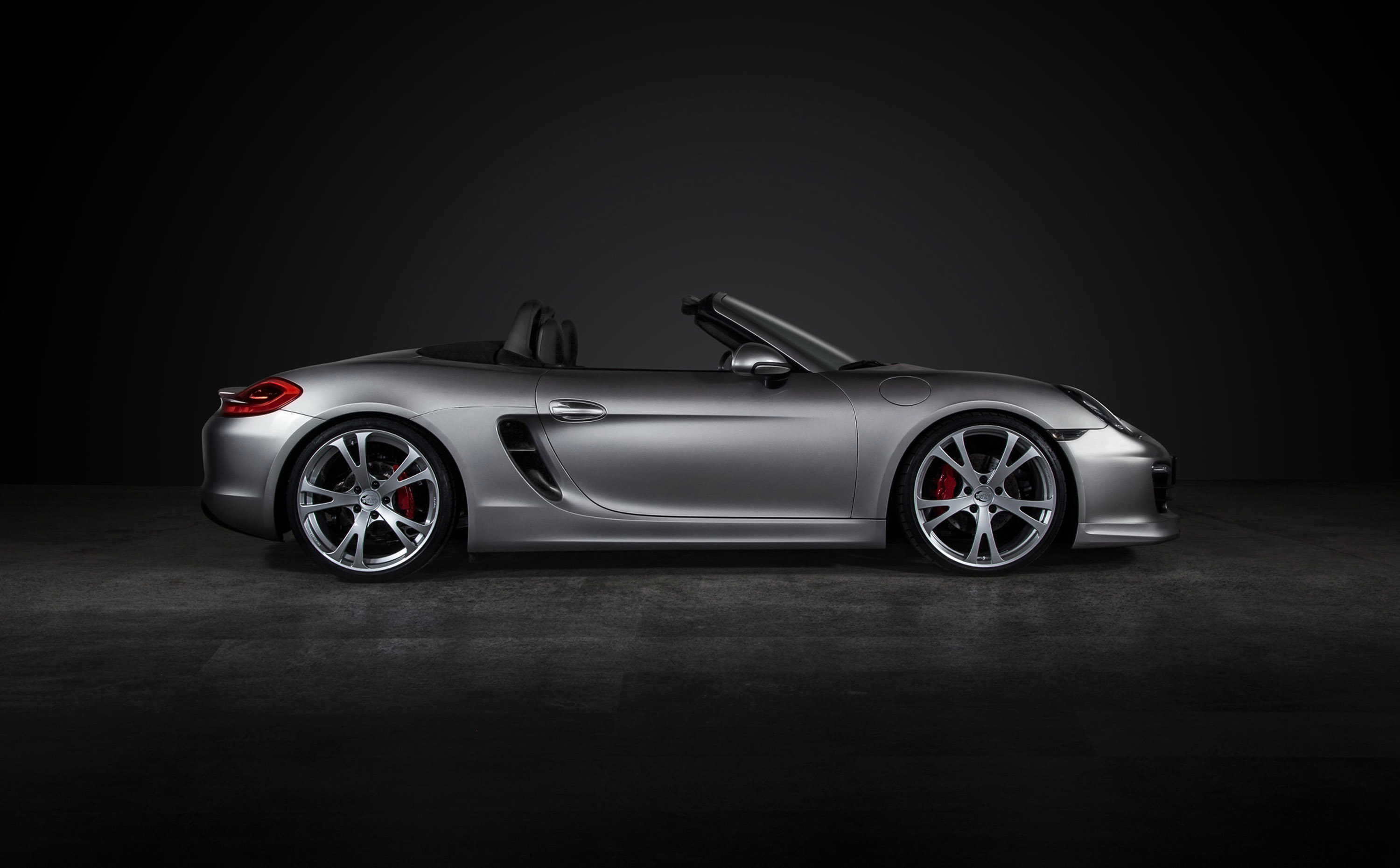 Techart Individualizes Porsche 981 Boxster