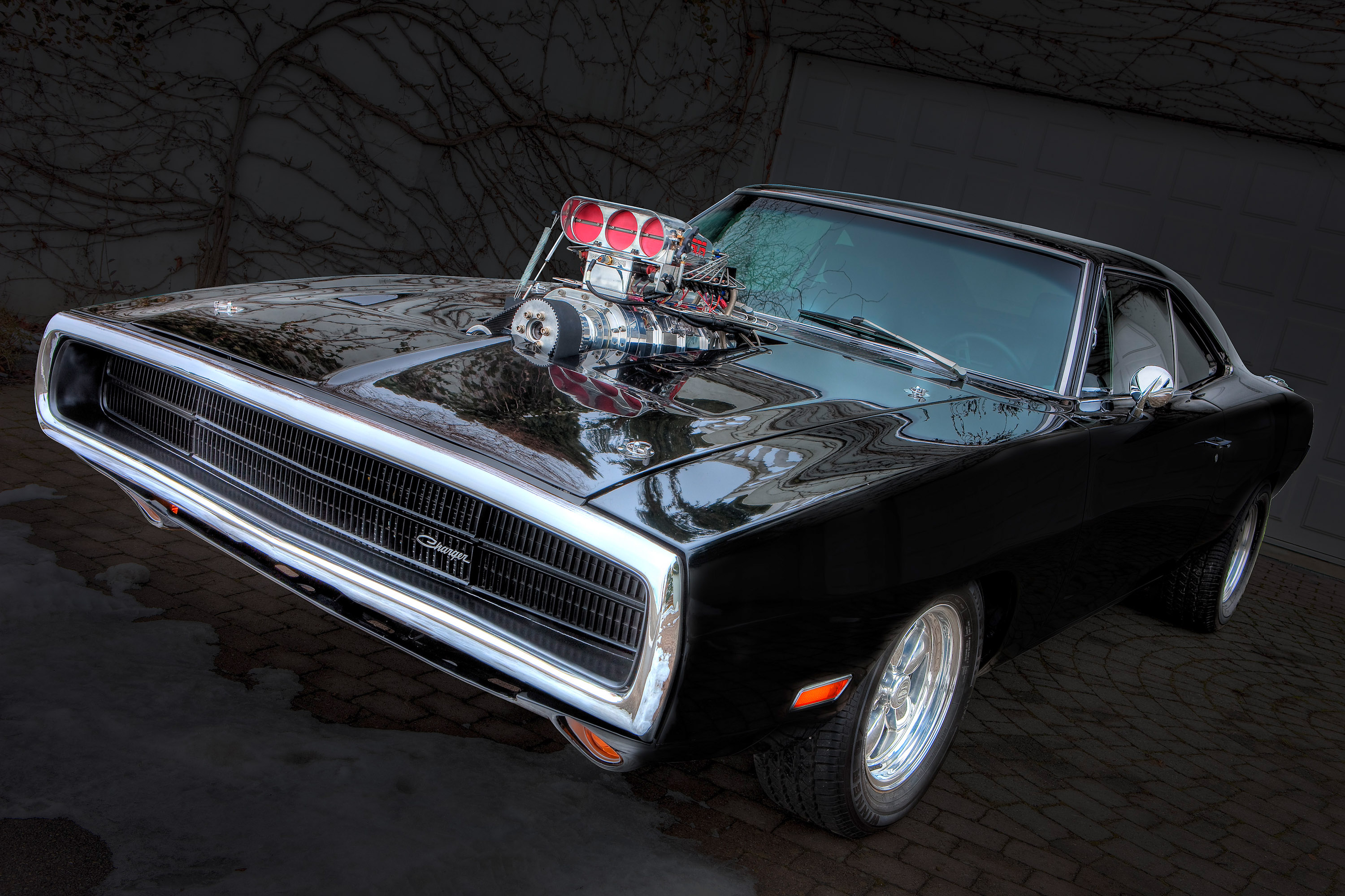1970 Dodge Charger Fast And Furious 6
