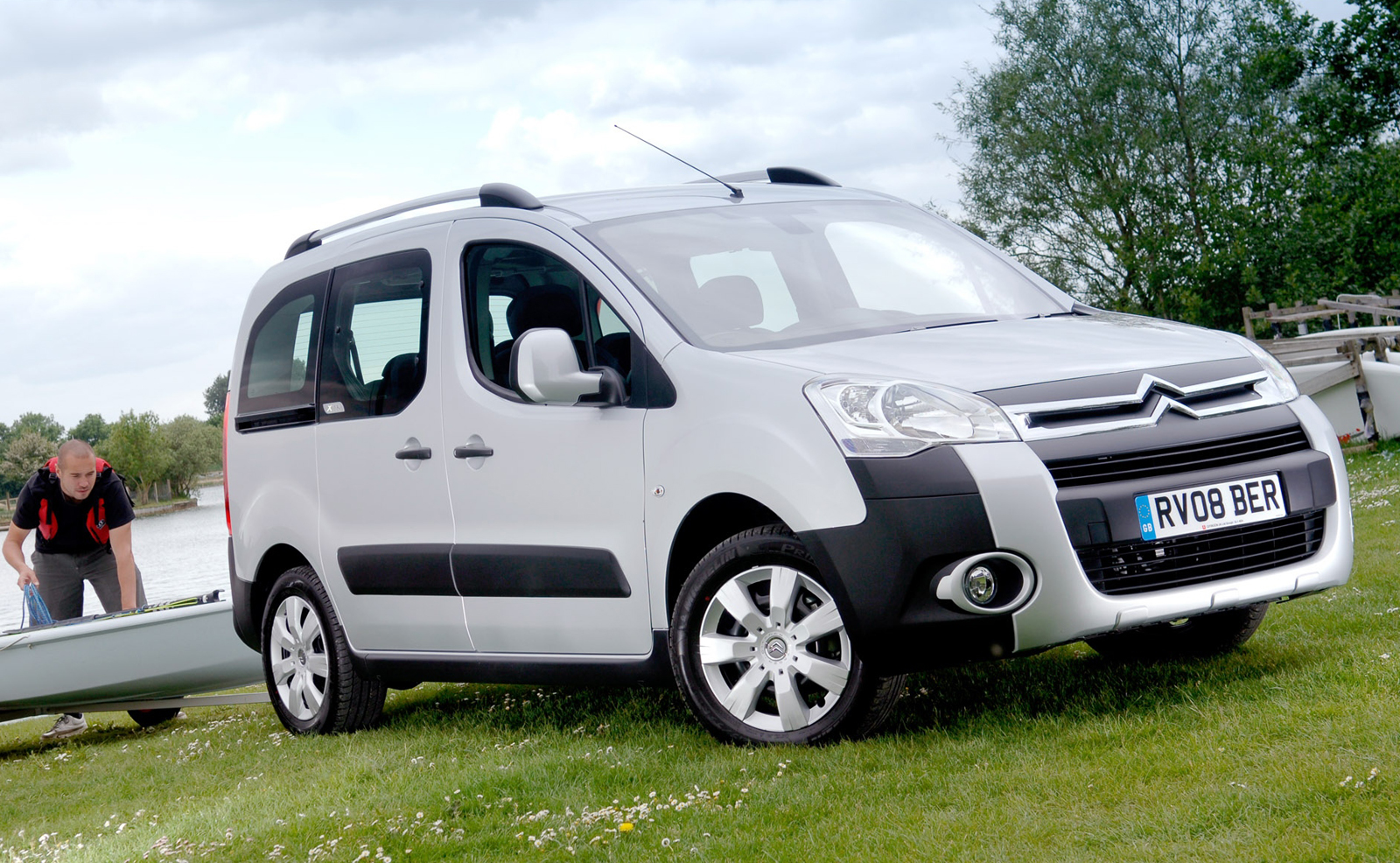 citroen berlingo multispace picture