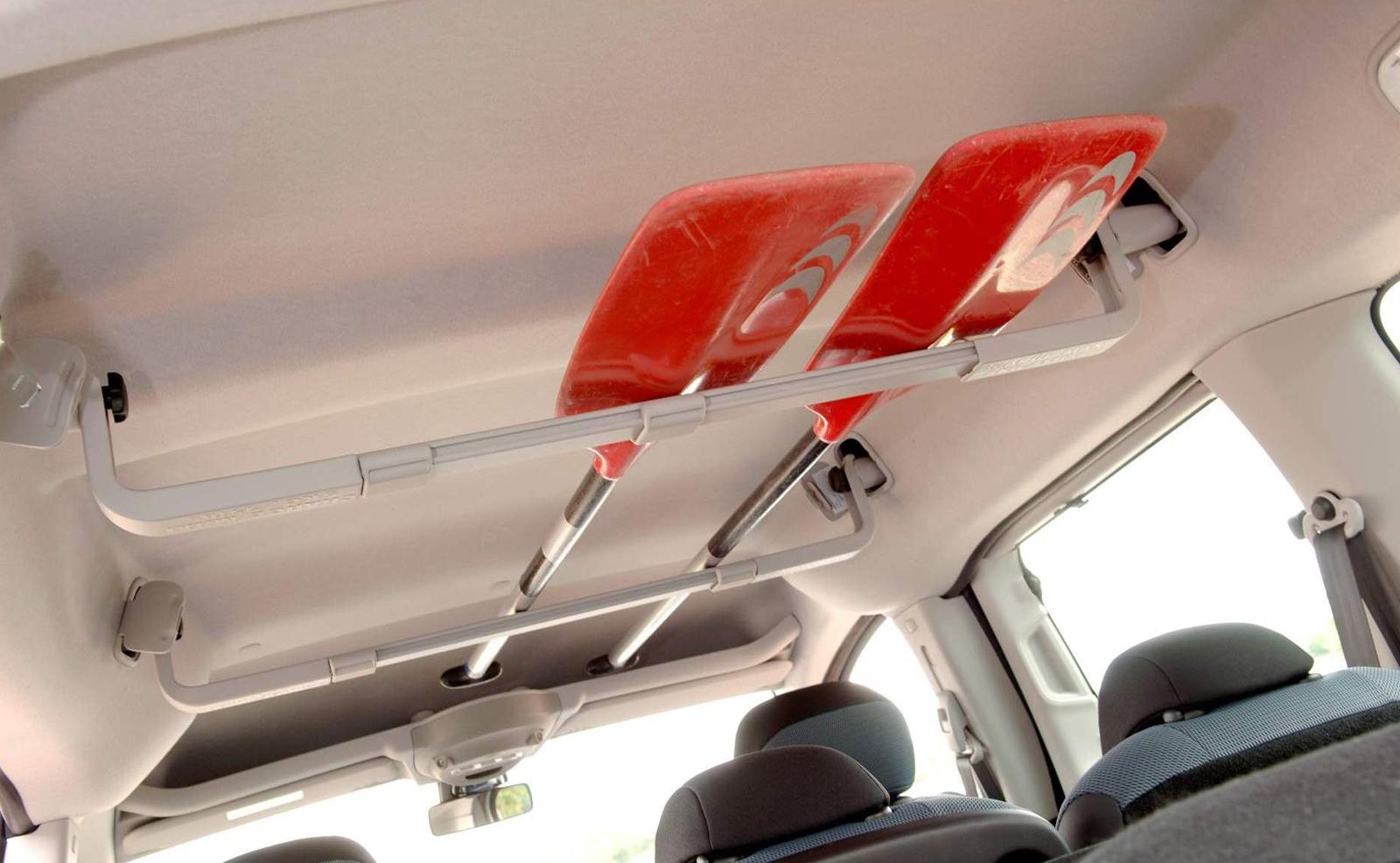 Citroen berlingo multispace for Auto interieur tuning