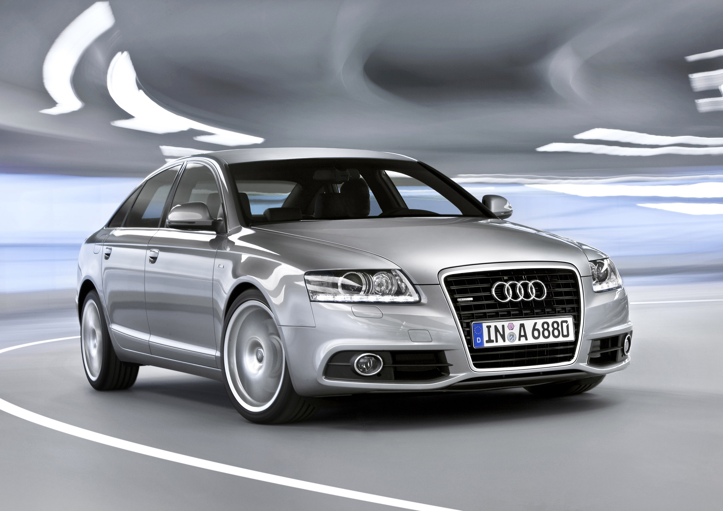 Audi S6 0 60 >> 2009 Audi A6/S6 Product Improvement