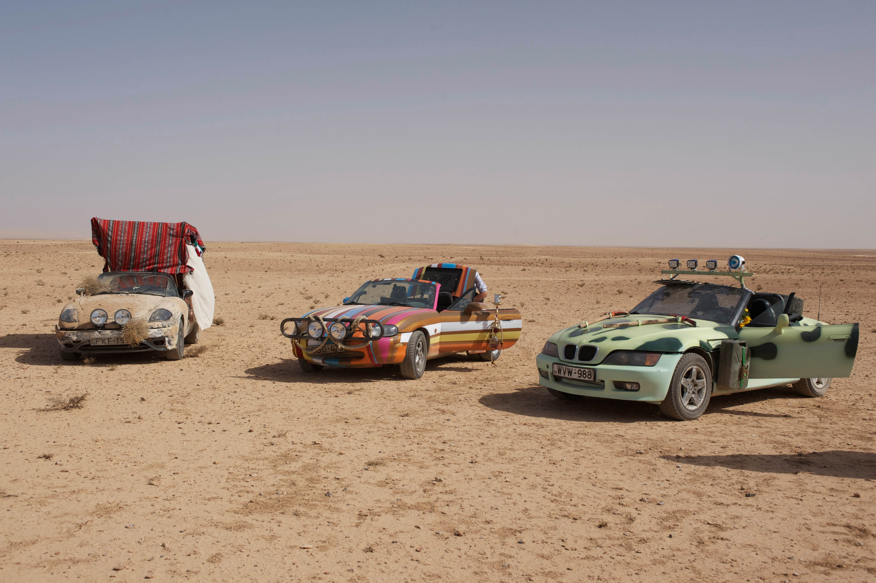 Top Gear Christmas Special Quot From Arbil To Bethlehem Quot