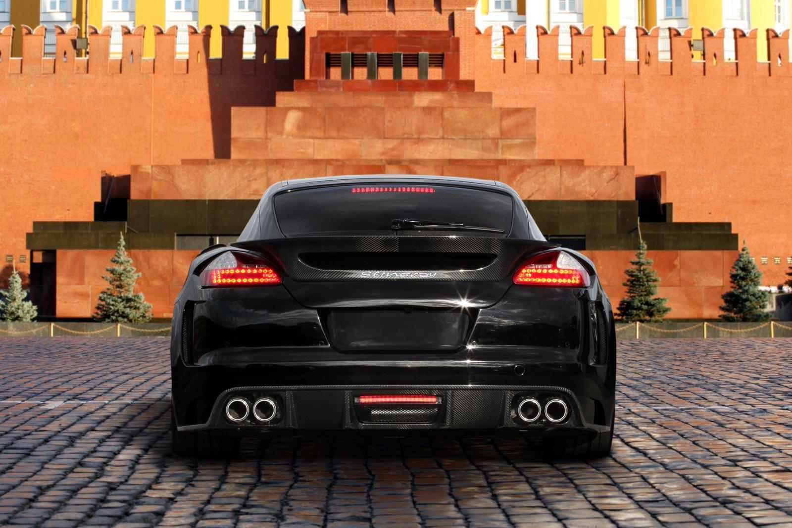Topcar Porsche Panamera Turbo S