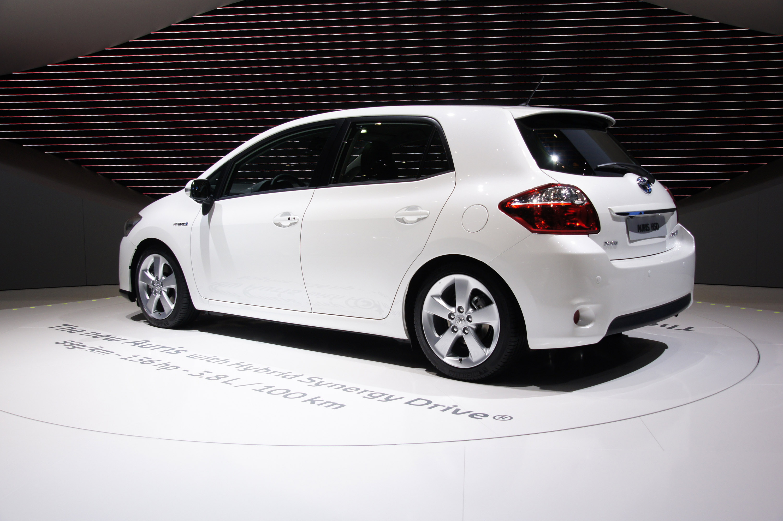 2010 Toyota Auris Hsd Geneva Picture 35355