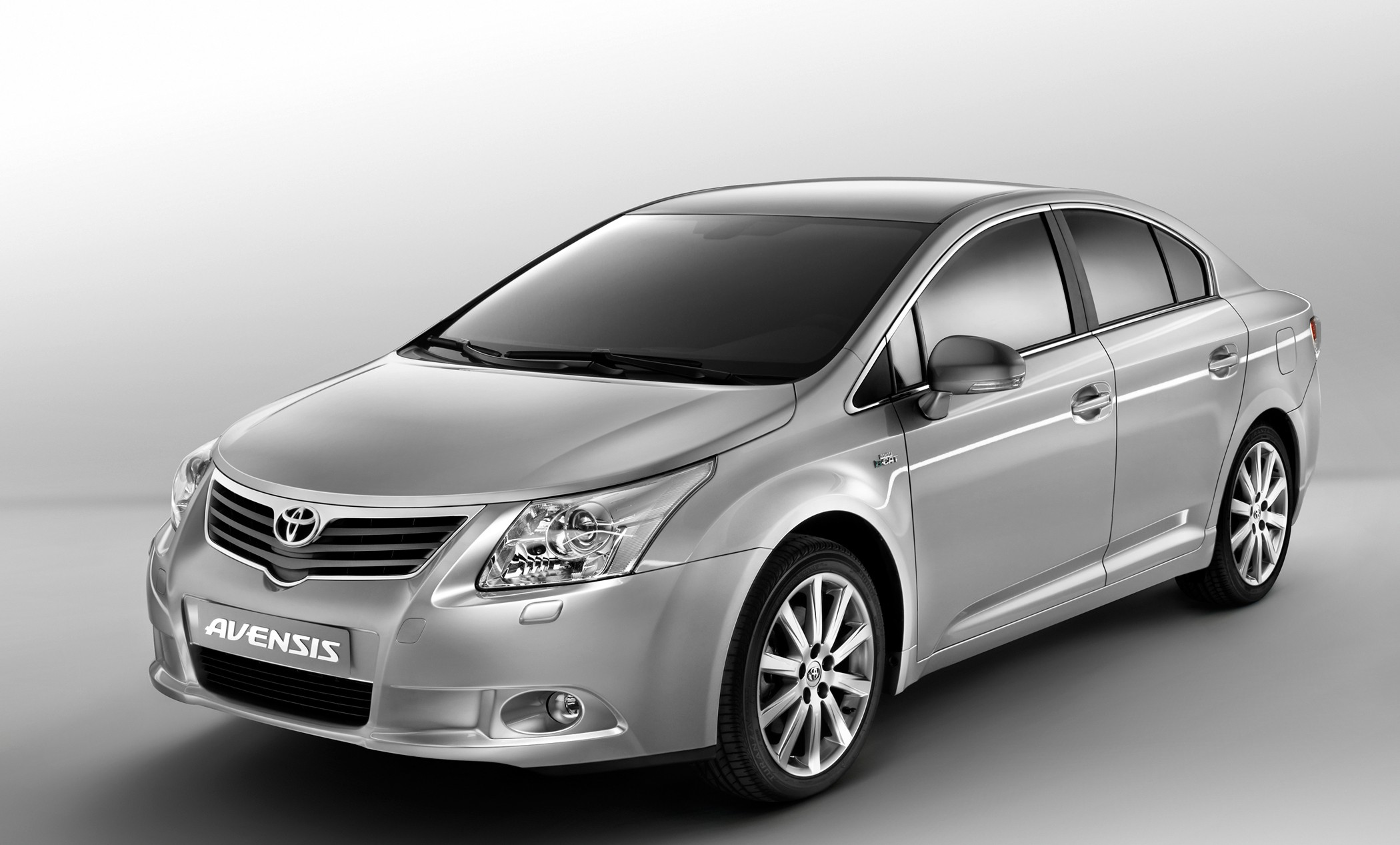 Toyota presents the new Avensis
