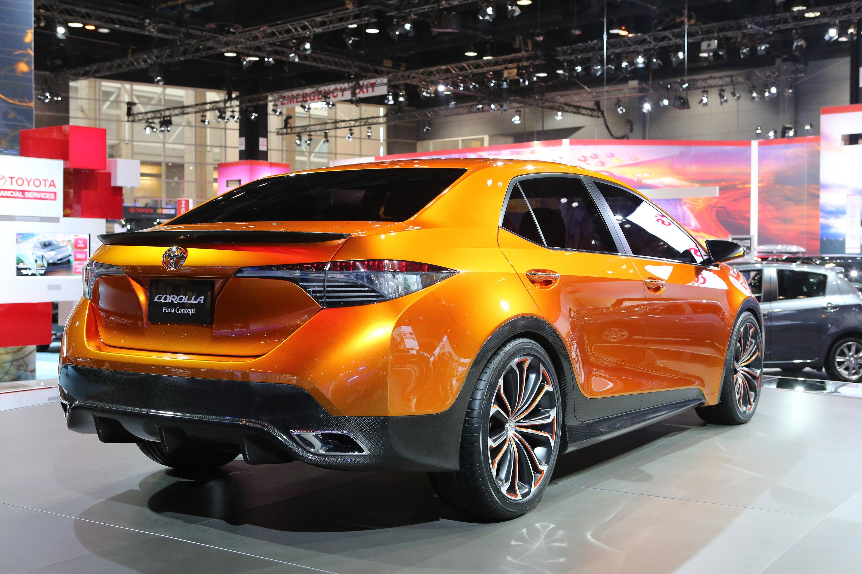 Toyota Corolla Furia Concept Chicago 2013 - Picture 80853