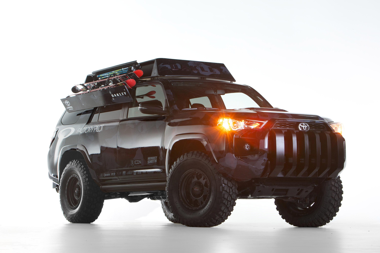 Toyota Dream Build Challenge Ultimate Dream Ski 4runner