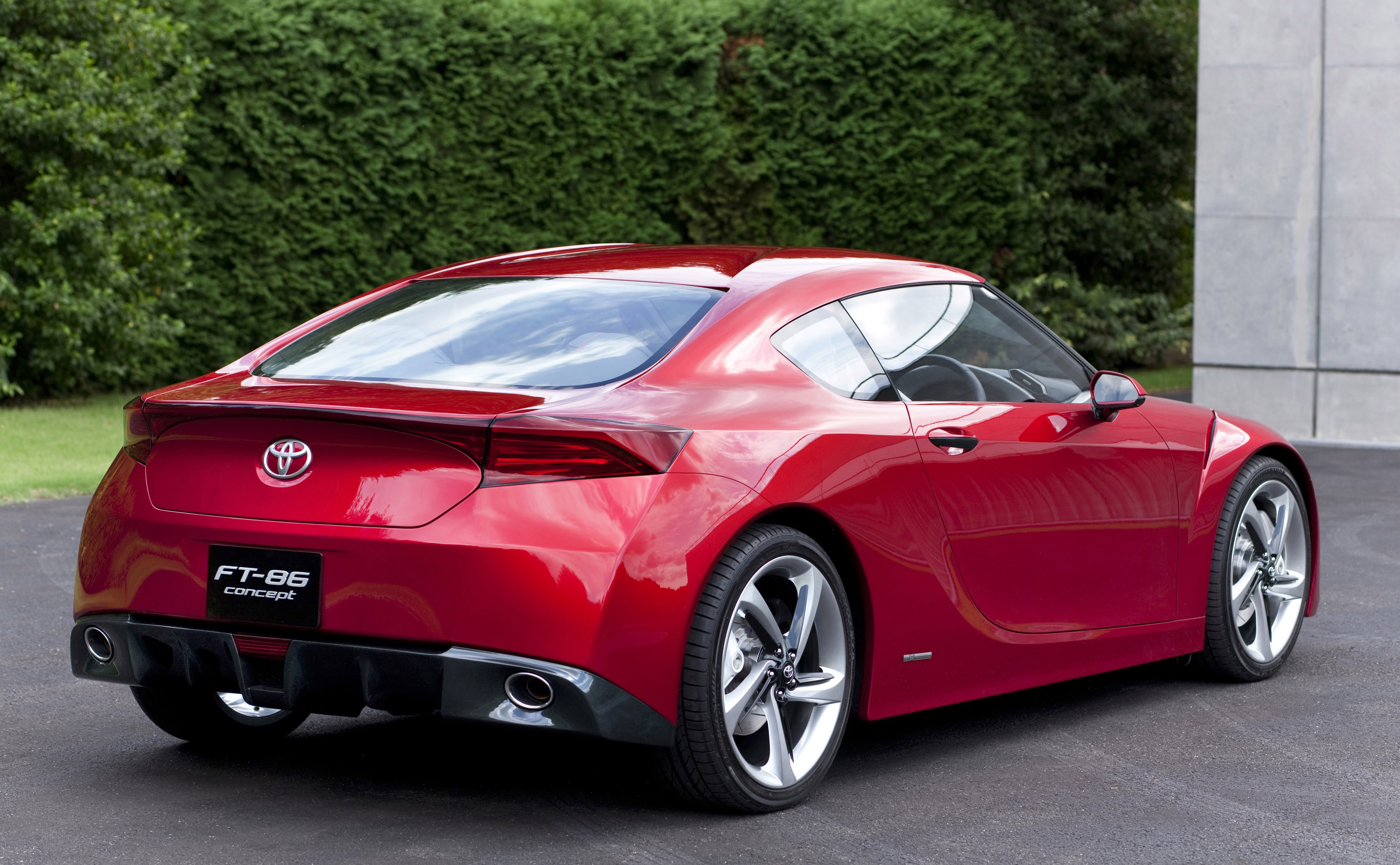 New Toyota Sports Car ft 86 Toyota Ft-86 Concept