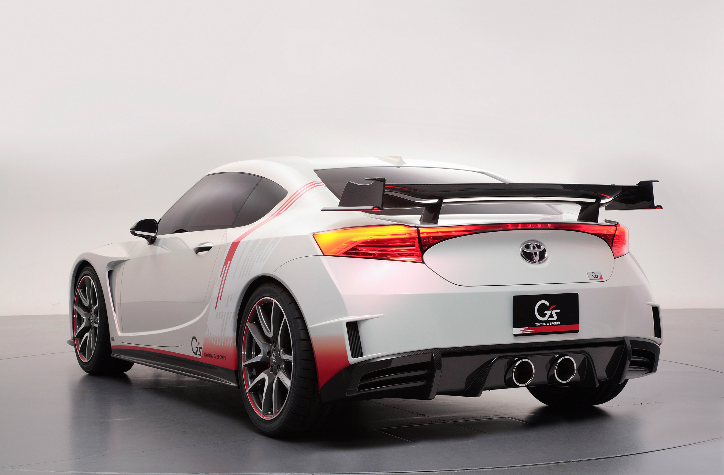 Toyota To Reveal Its Ft 86g Sports Concept At Aims 2010