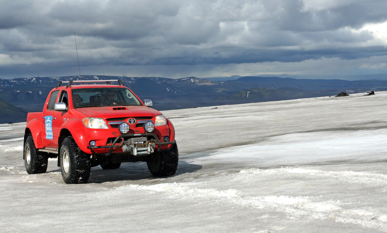 Arctic Trucks Toyota Hilux Invincible Double Cab Picture