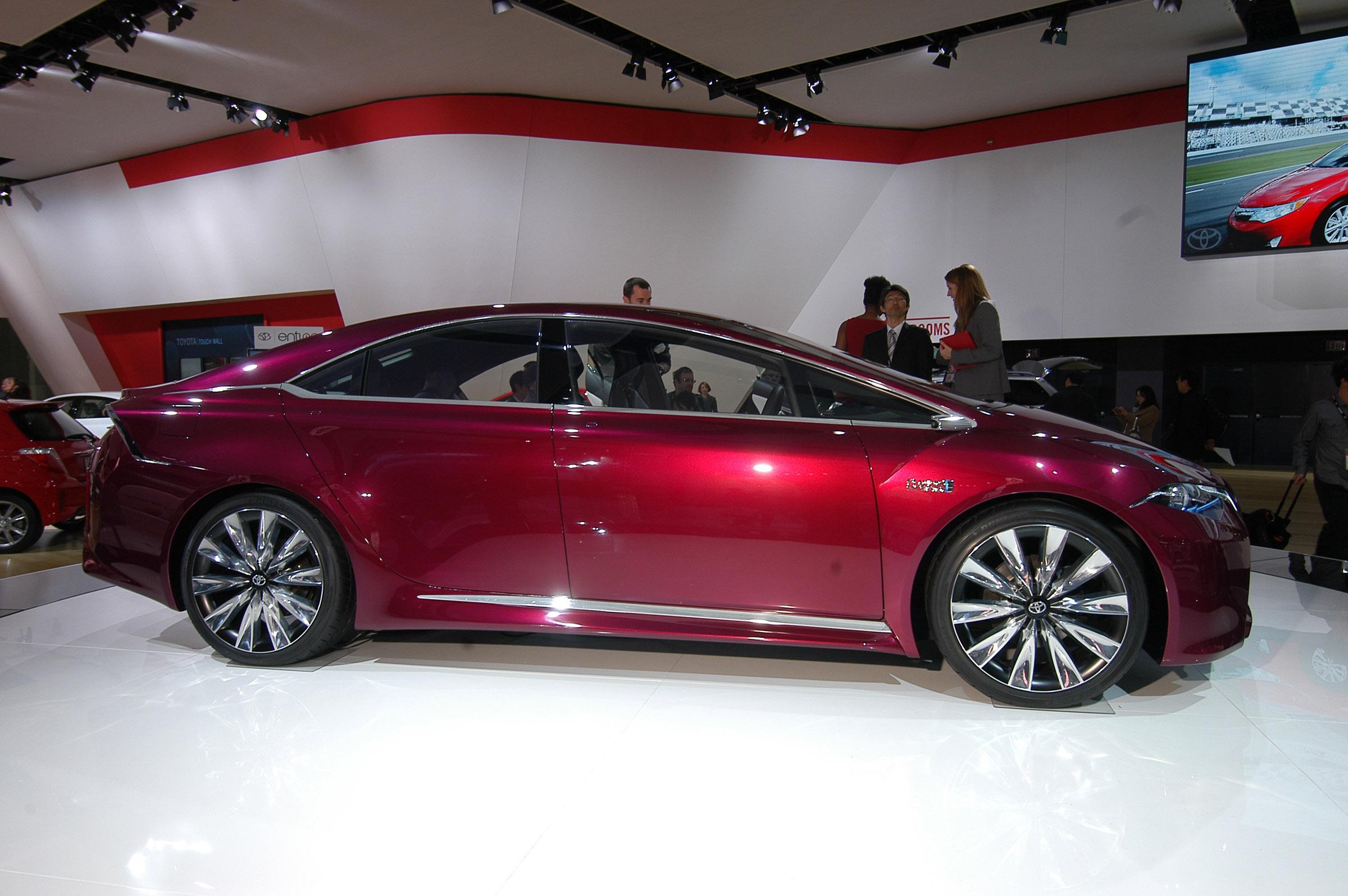 Honda Nsx Concept Gt Picture 88169