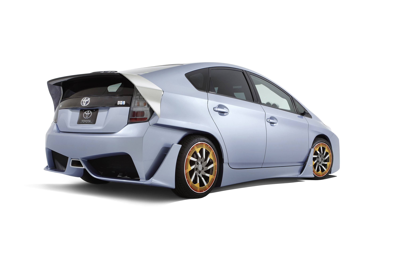 Toyota Prius C Amp A Custom Concept Picture 44671