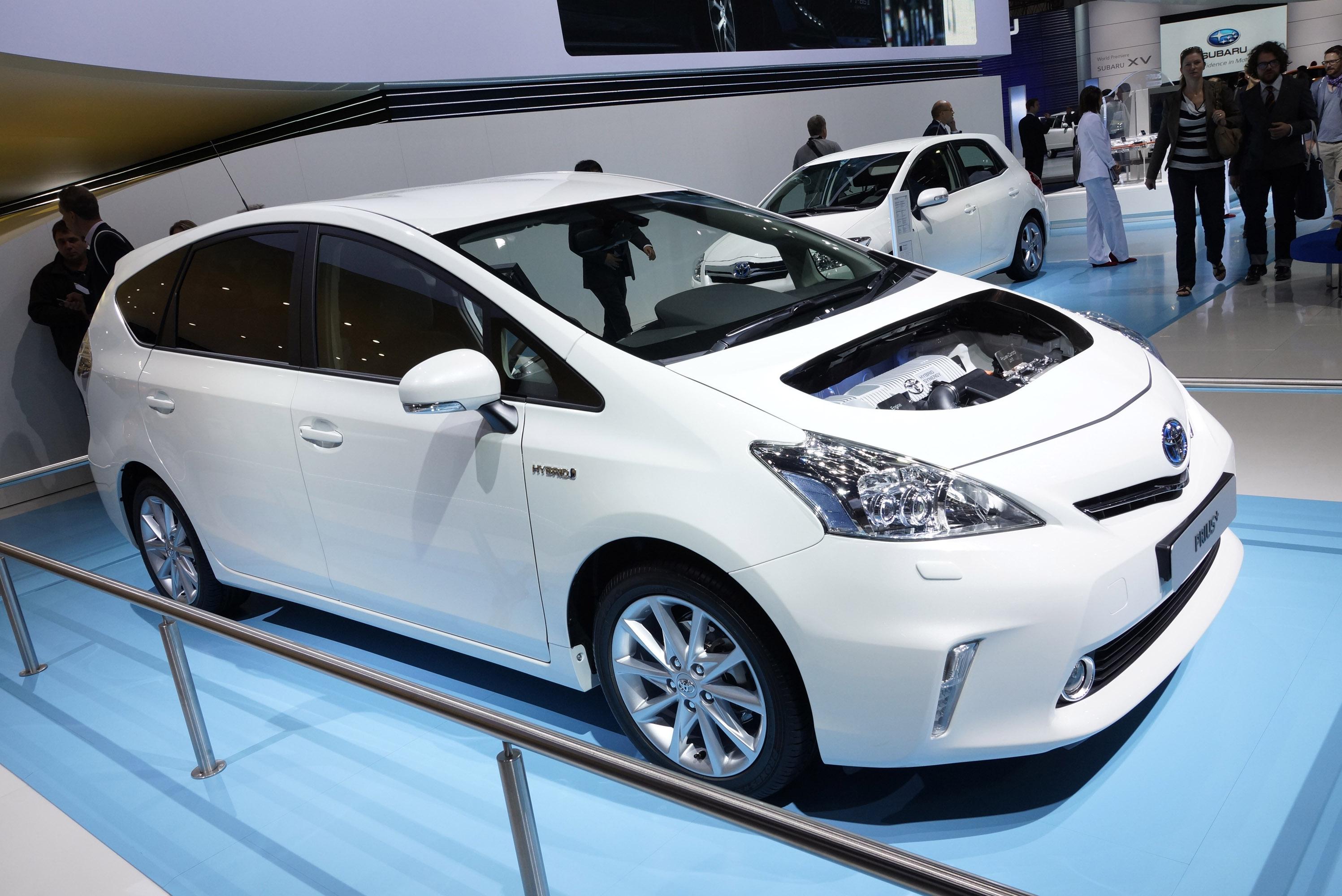 Toyota Prius Plus Frankfurt 2011 - Picture 59186