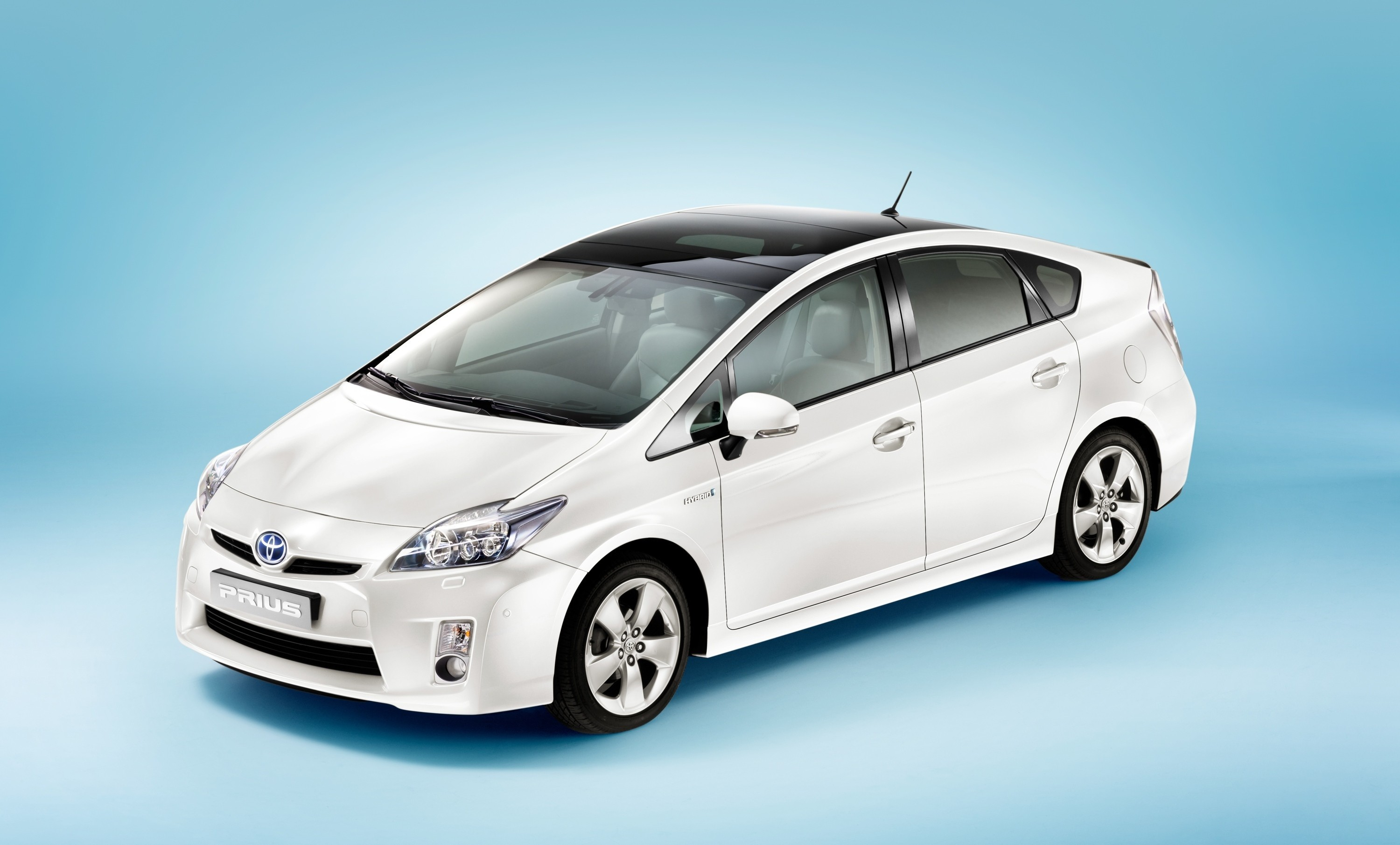 New Toyota Prius >> The new Prius plus the Battery Pack 100% Recyclable