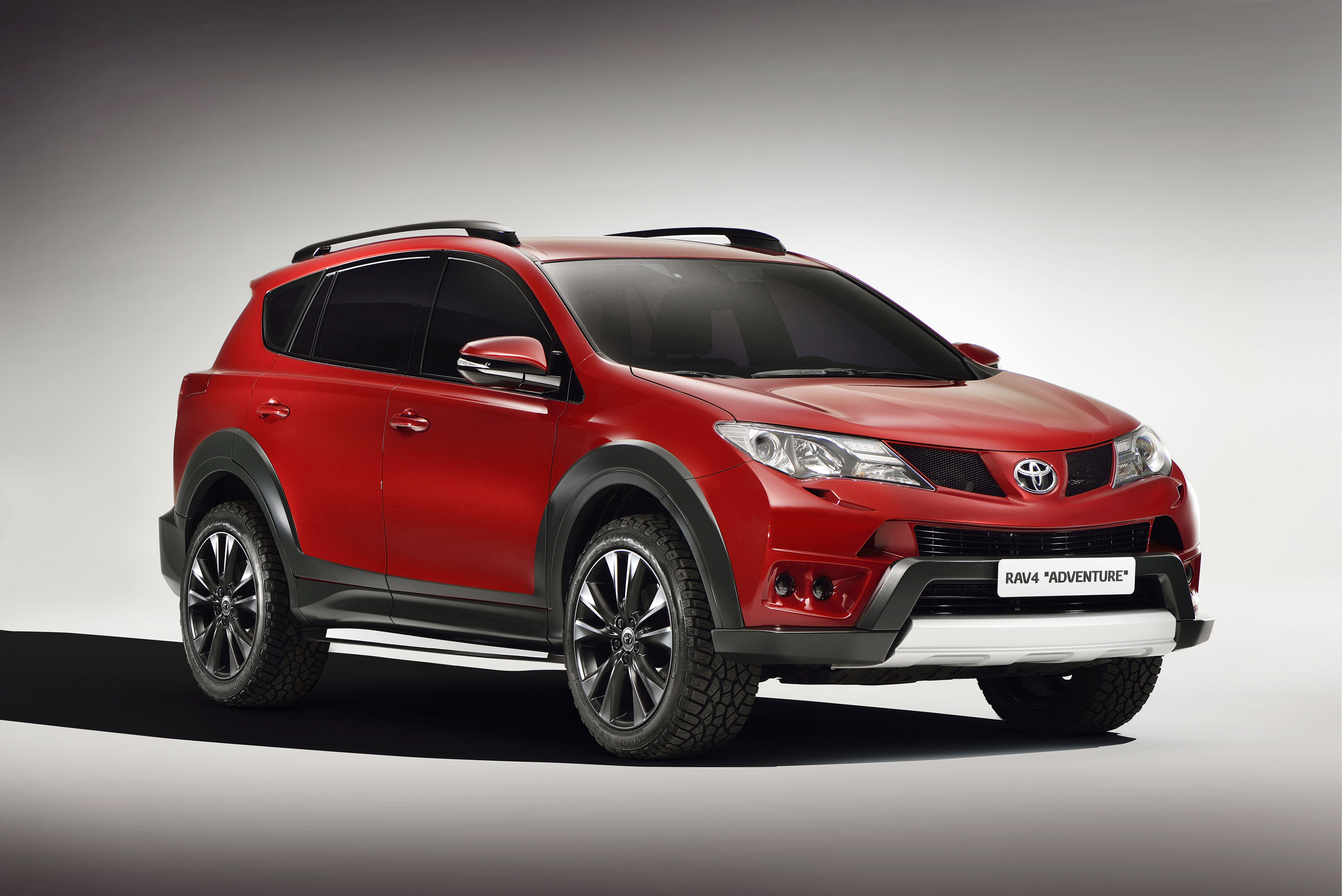 geneva motor show toyota unveils rav4 premium concept and rav4 adventure. Black Bedroom Furniture Sets. Home Design Ideas
