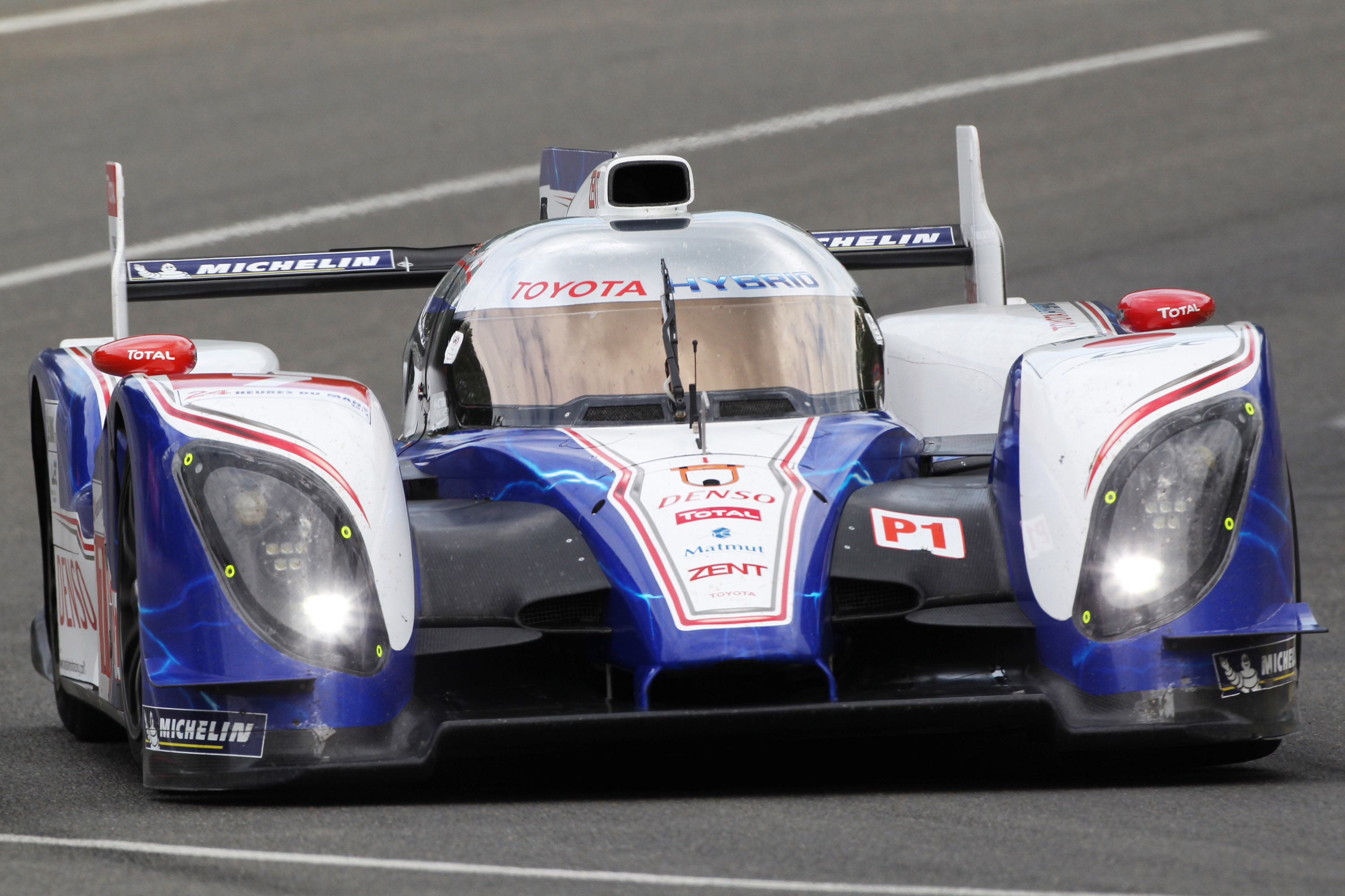 Toyota Ts030 Hybrid Picture 72813