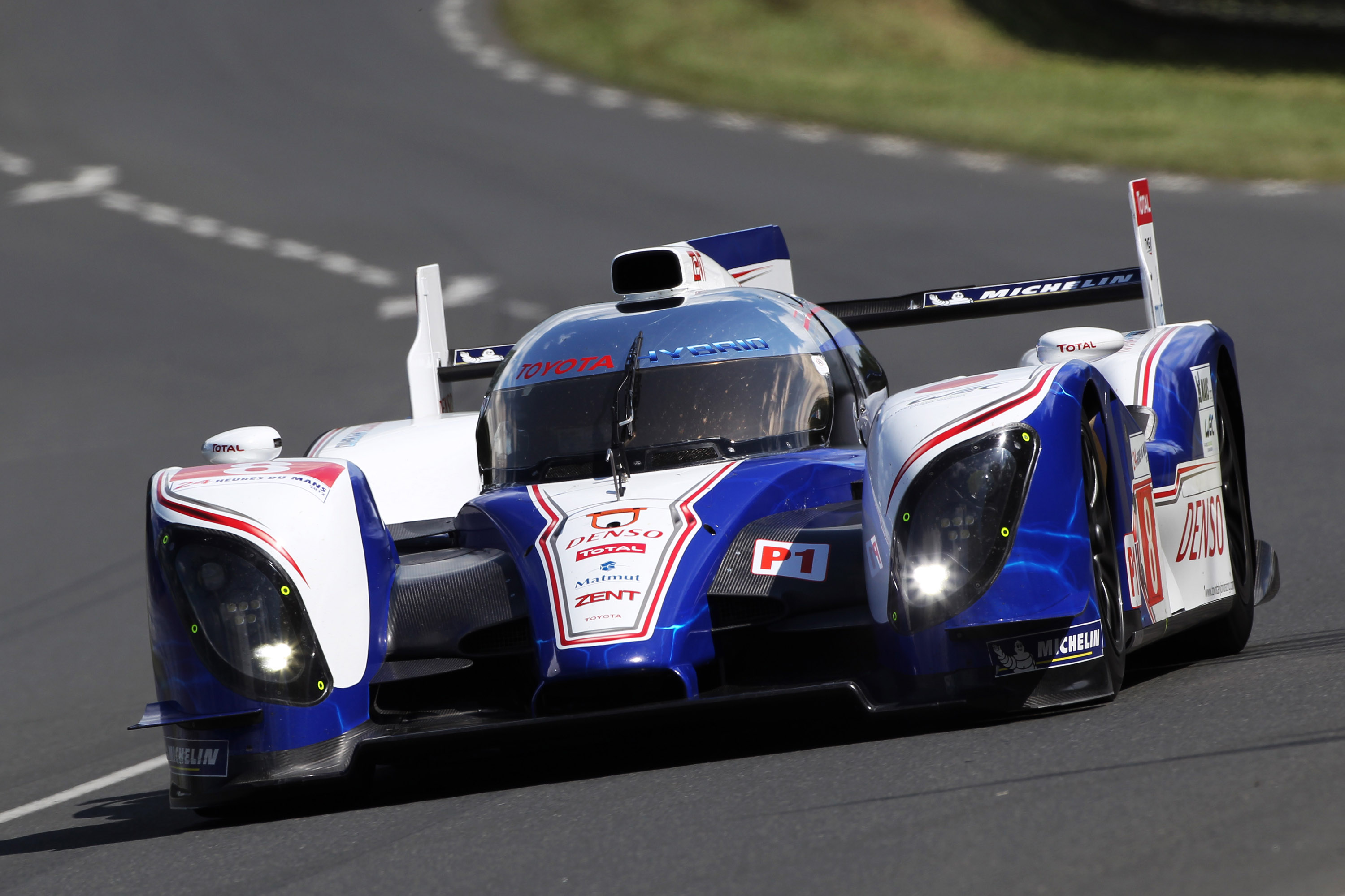 Toyota Ts030 Hybrid Picture 72815