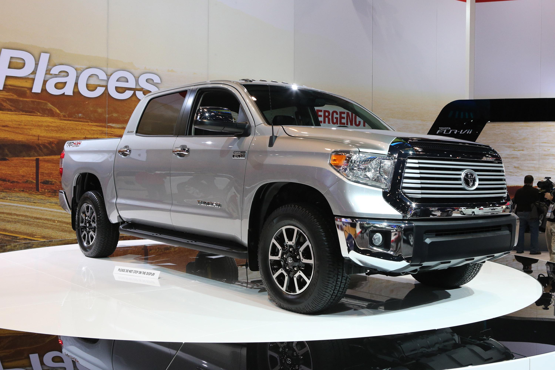 Toyota Tundra Platinum Chicago 2013 Picture 80848