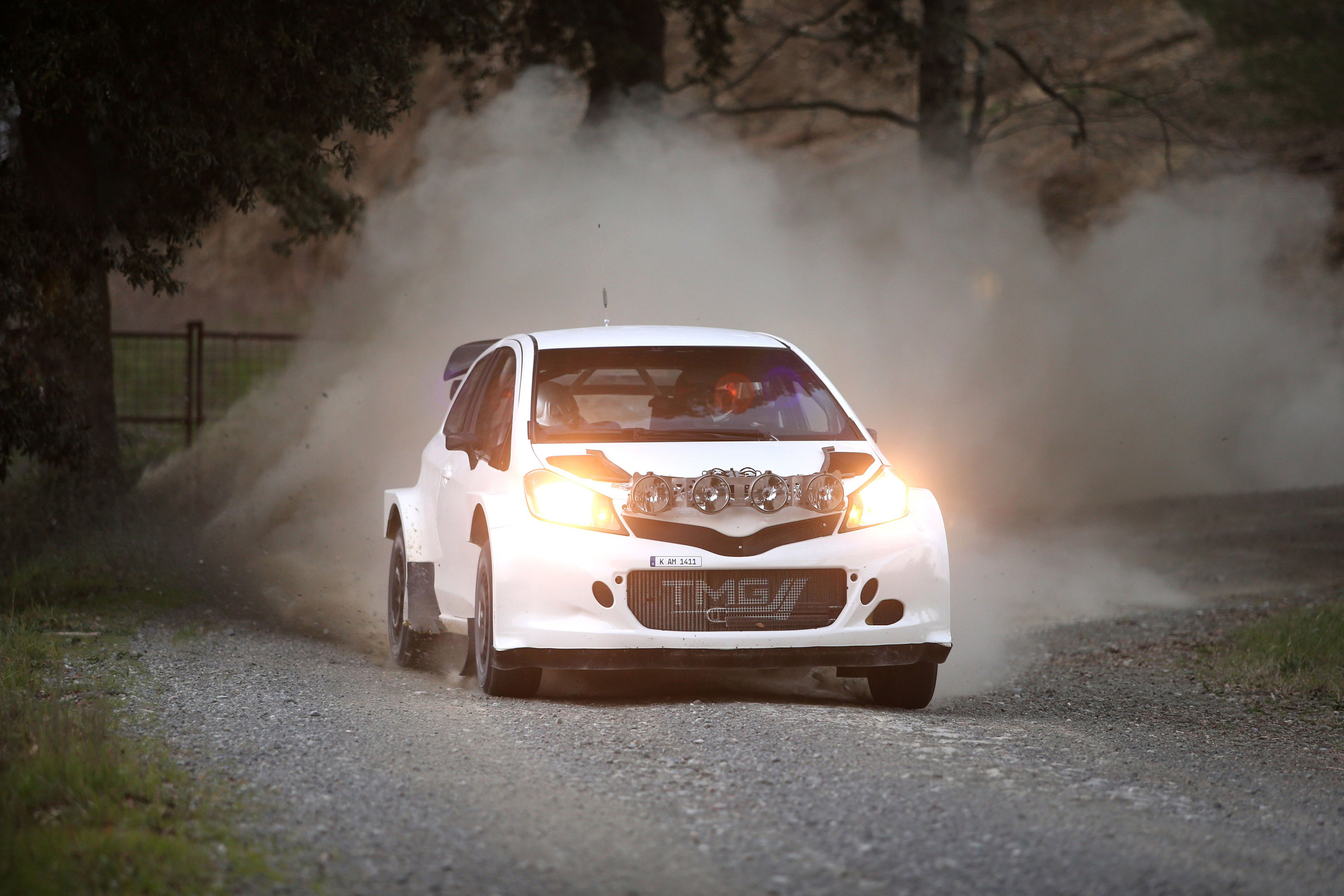 Toyota Returns To Fia World Rally Championship With Yaris