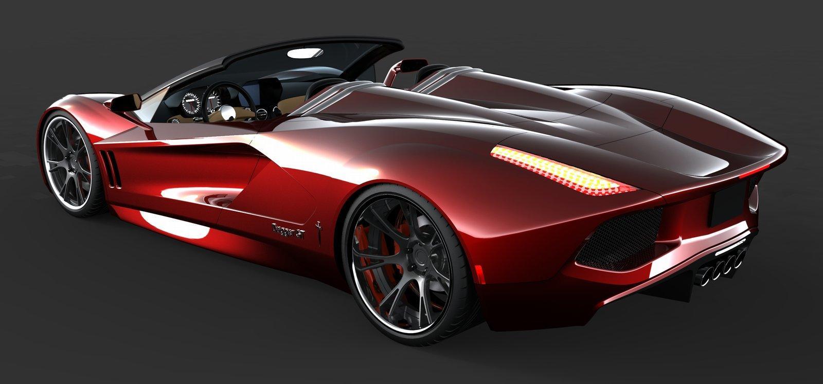 C7 Corvette Price >> TranStar Racing Dagger GT