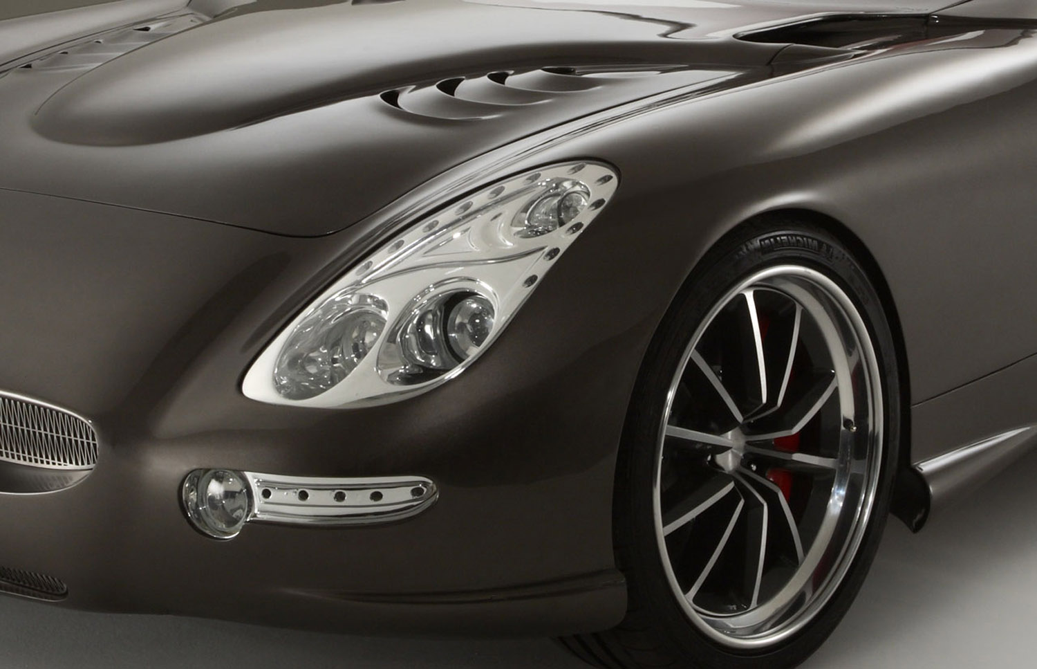 Trident Iceni Grand Tourer To Be Displayed At Salon Prive