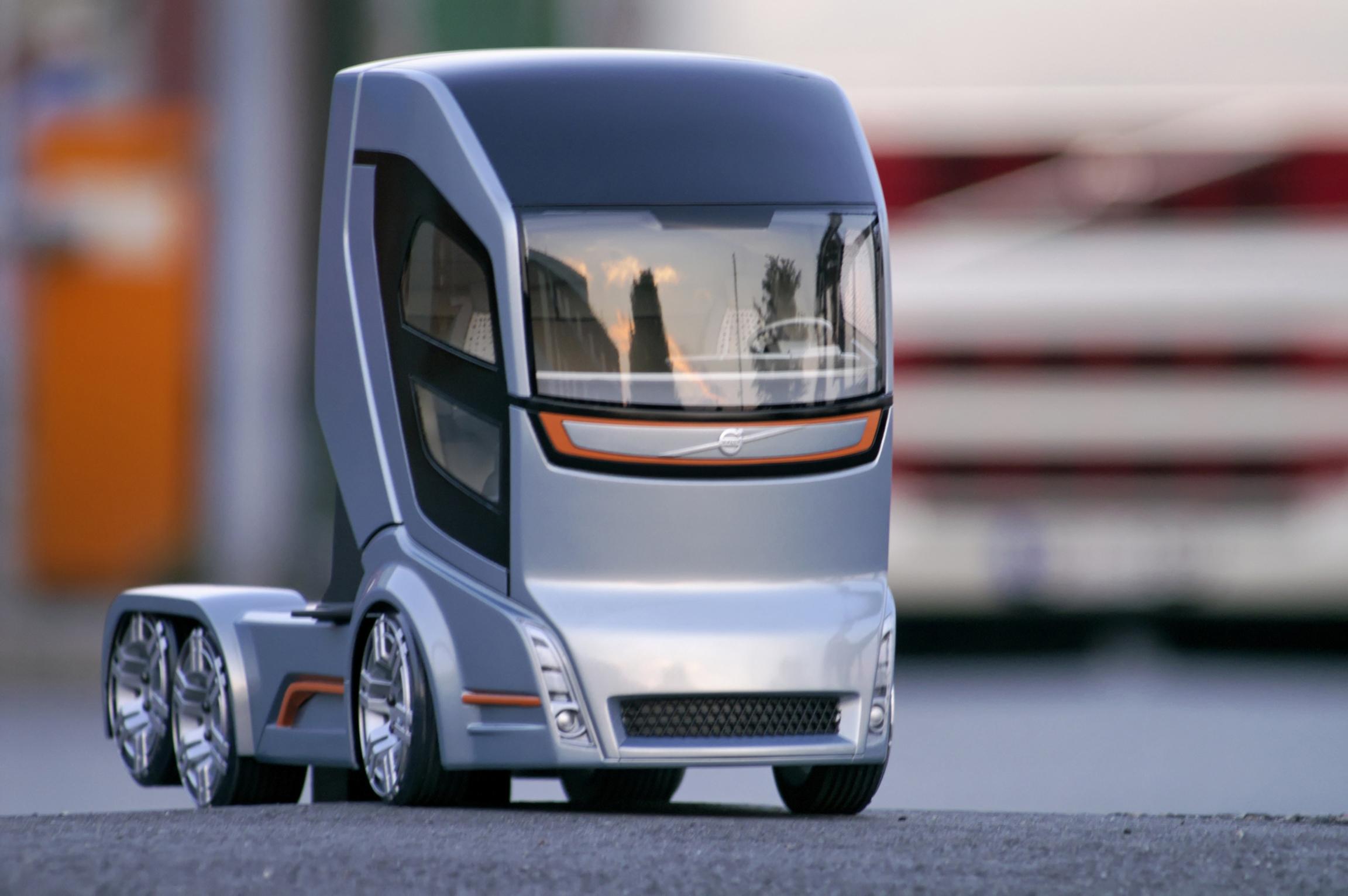 Trucks of the future - Picture 38234
