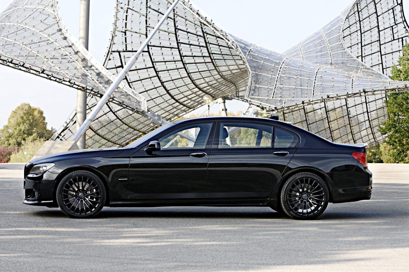 Tuningwerk BMW 7Series 760iL