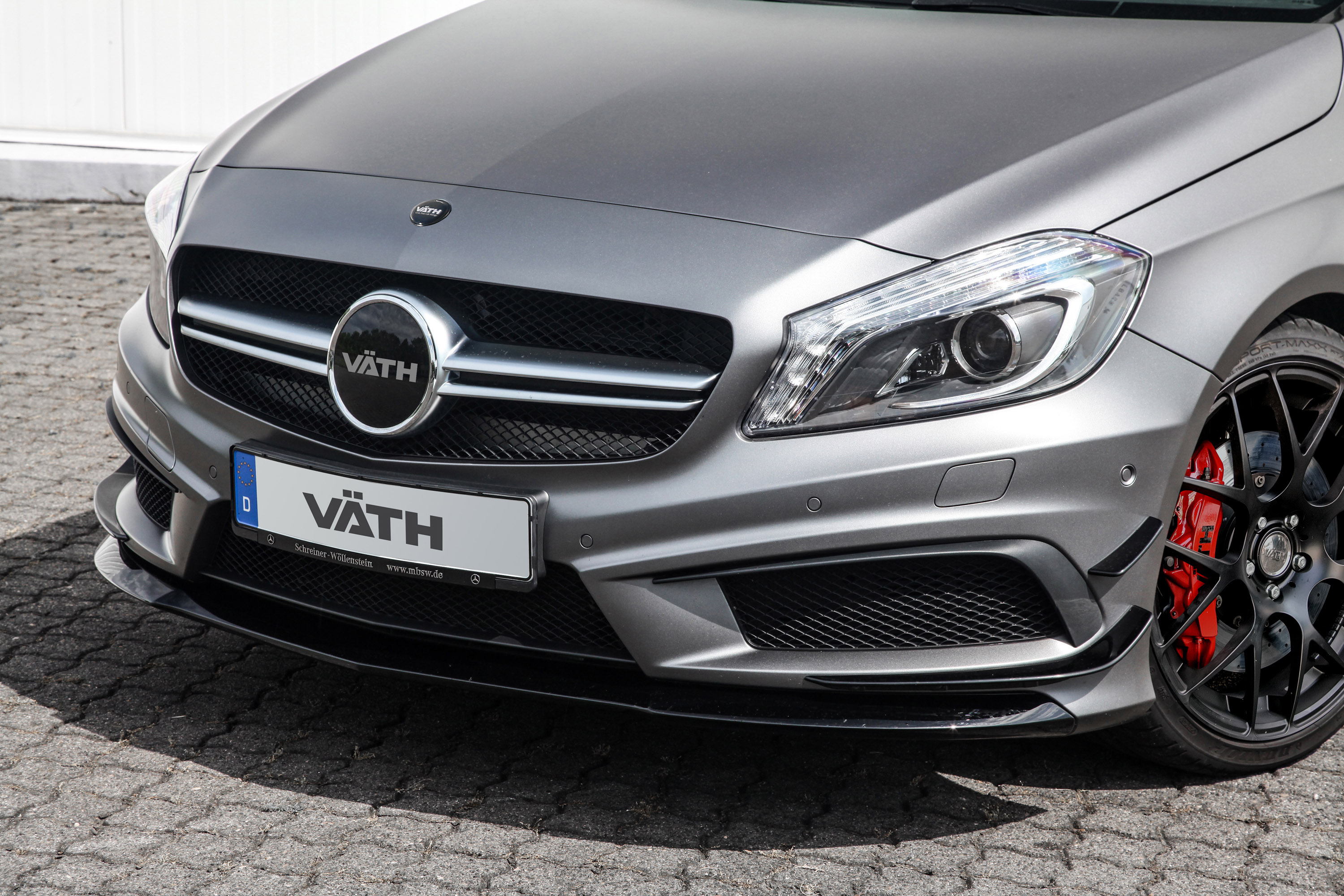 vath mercedes benz a45 amg. Black Bedroom Furniture Sets. Home Design Ideas