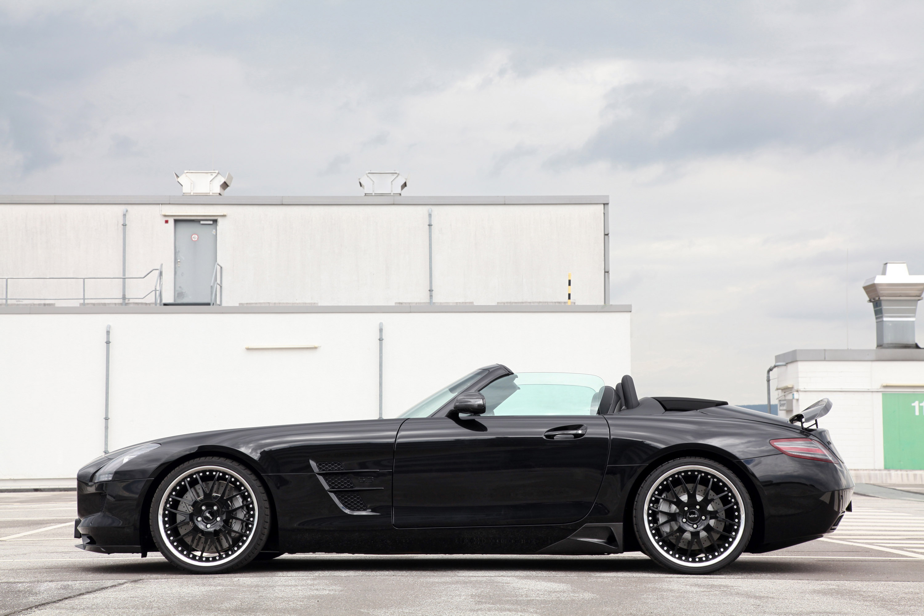 VATH Takes on the Mercedes-Benz AMG SLS Roadster