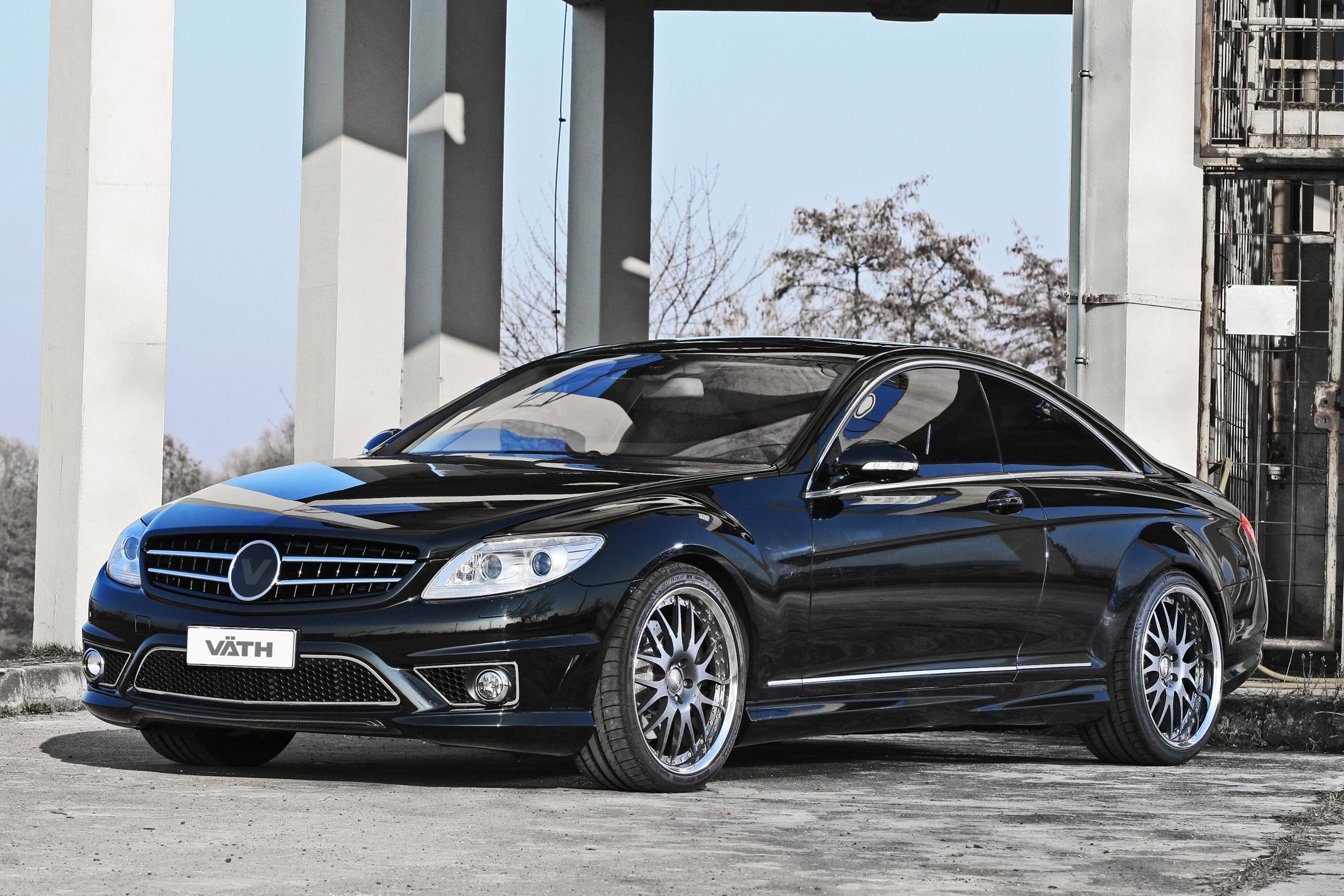 Vath mercedes cl500 for Mercedes benz cl500 review