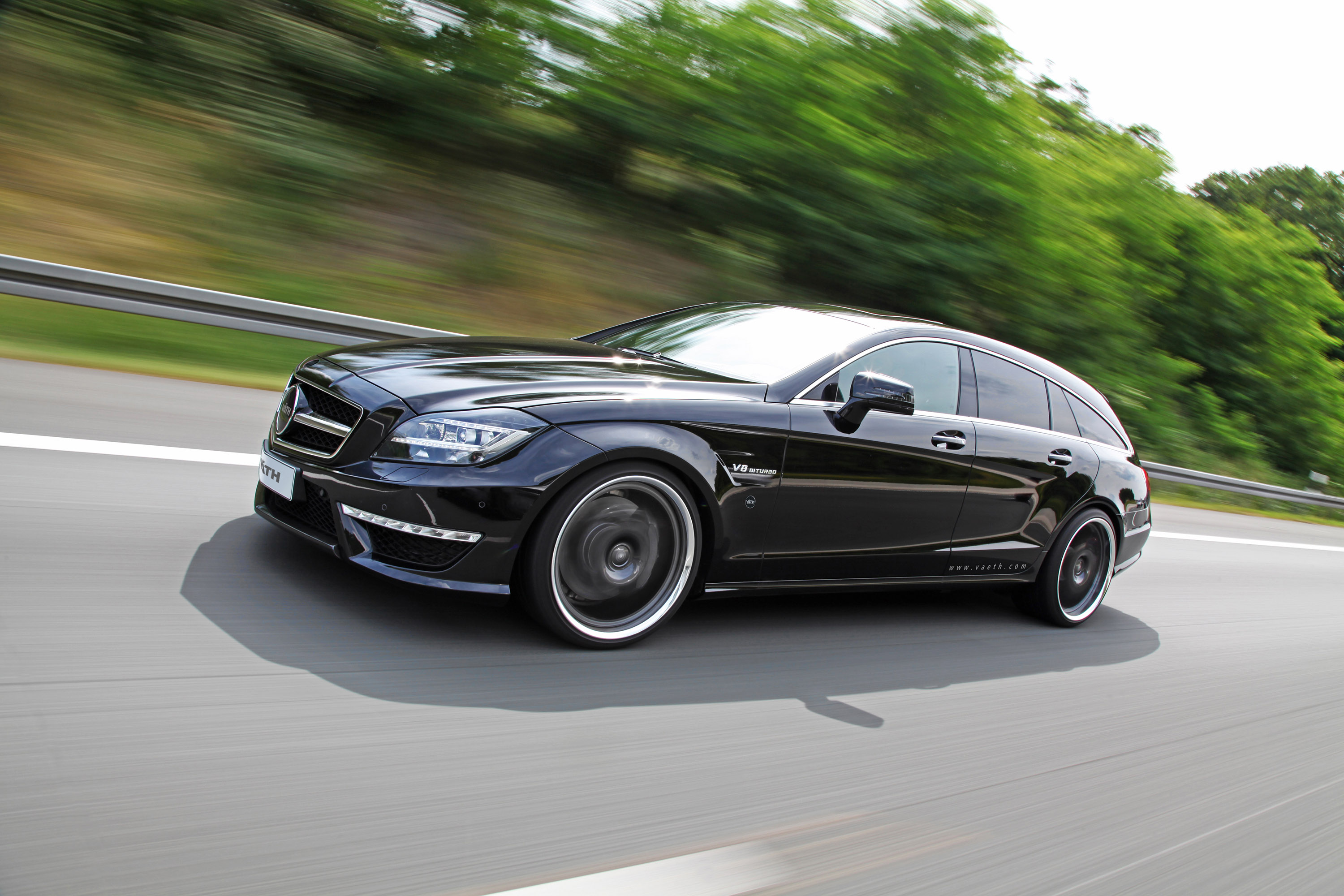 vath mercedes benz cls 63 amg shooting brake 846hp and 1 180nm. Black Bedroom Furniture Sets. Home Design Ideas