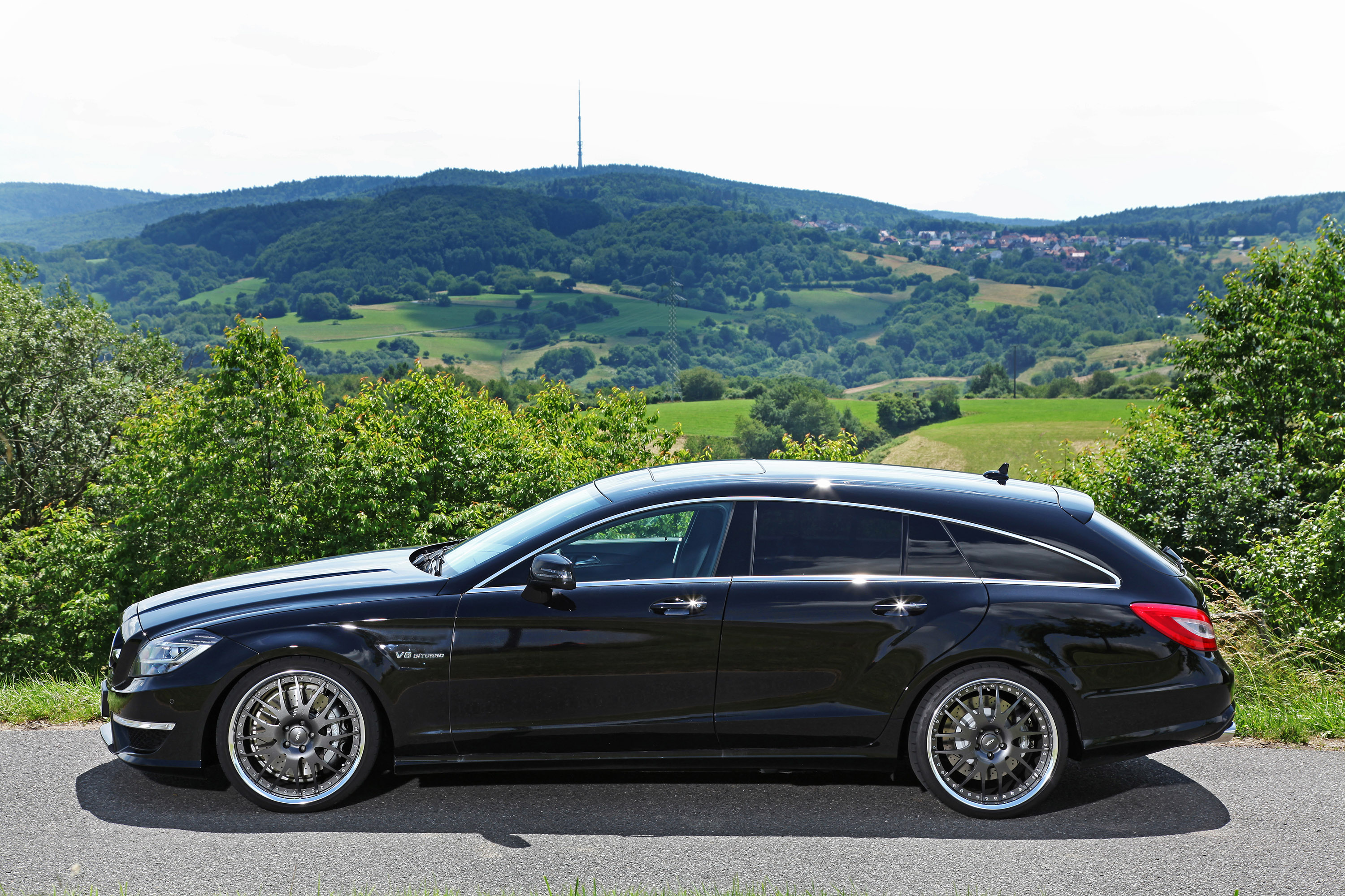 Vath Mercedes Benz Cls 63 Amg Shooting Brake 846hp And 1
