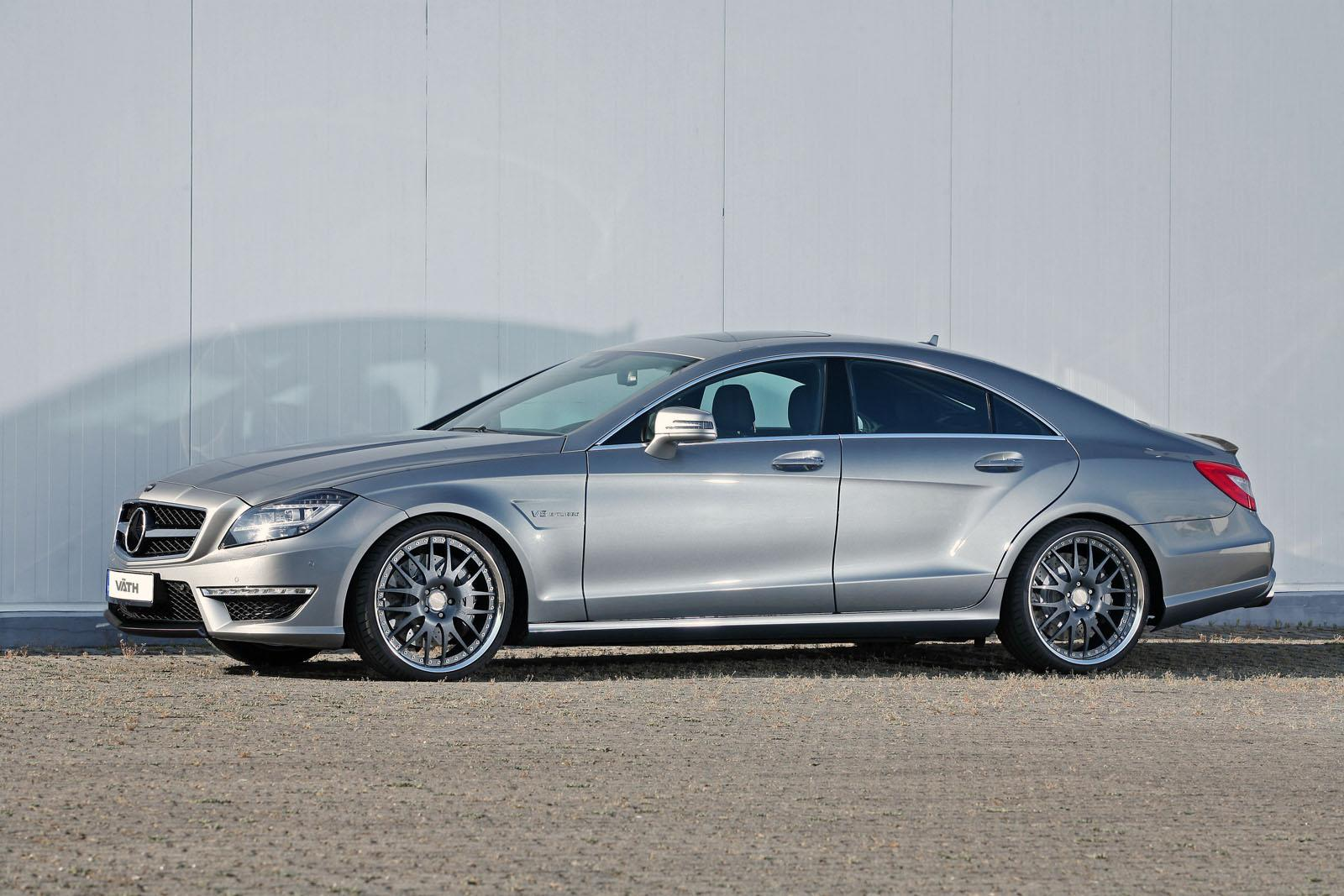 Vath mercedes benz cls 63 amg for Mercedes benz cls63 amg price