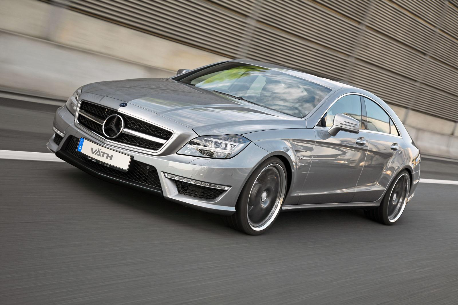 Vath mercedes benz cls 63 amg for Mercedes benz cl 63 amg price