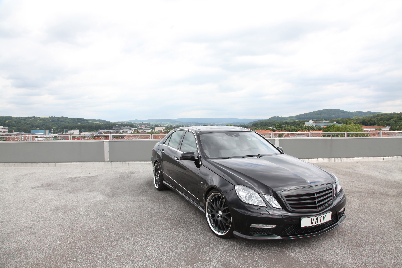 Vath Mercedes Benz E500 Bi Turbo
