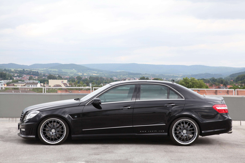 Vath Mercedes Benz E500 Bi Turbo Picture 73546
