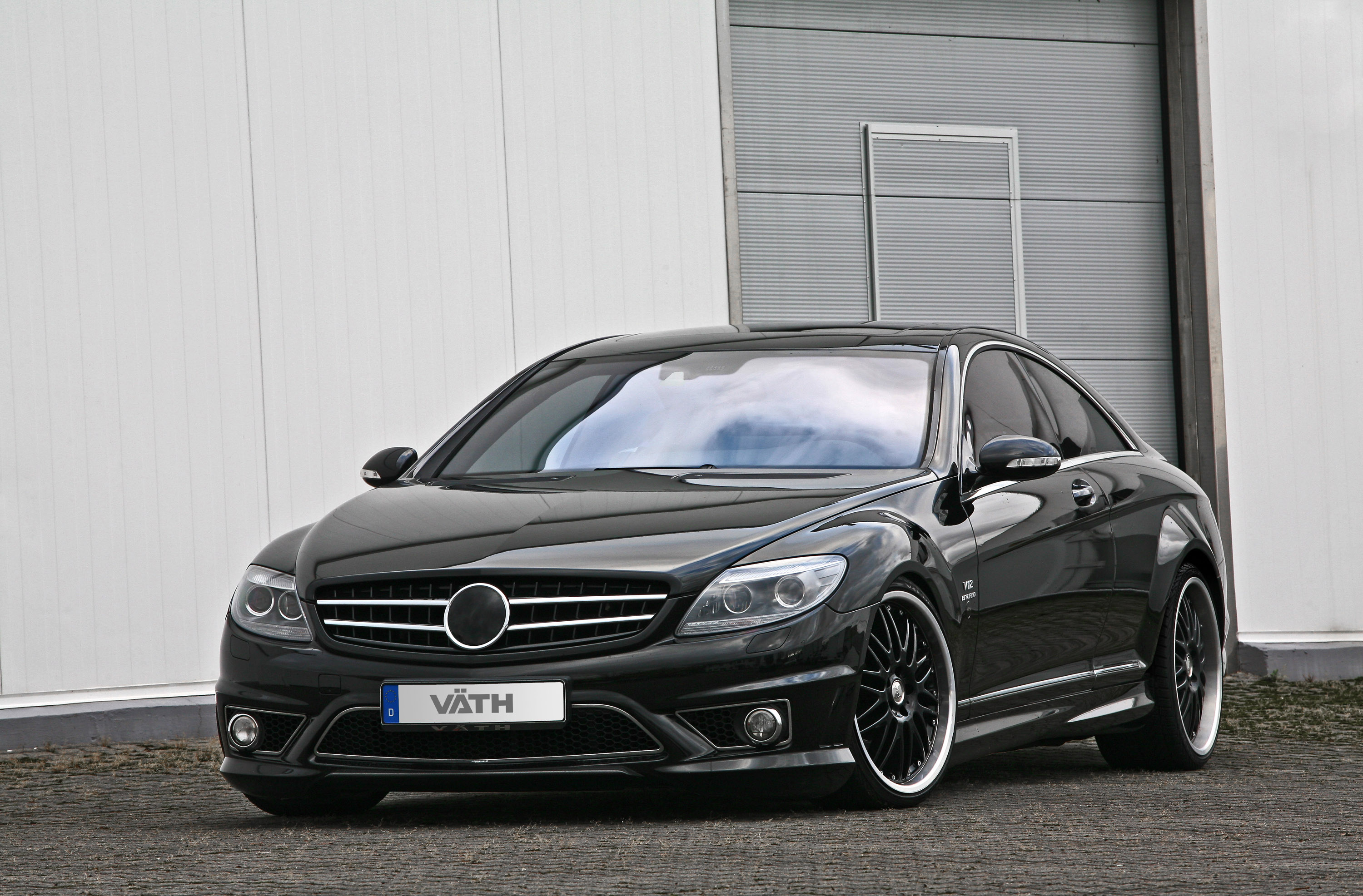 Vath cl 65 amg offers luxury and power at whole new level for Performance mercedes benz