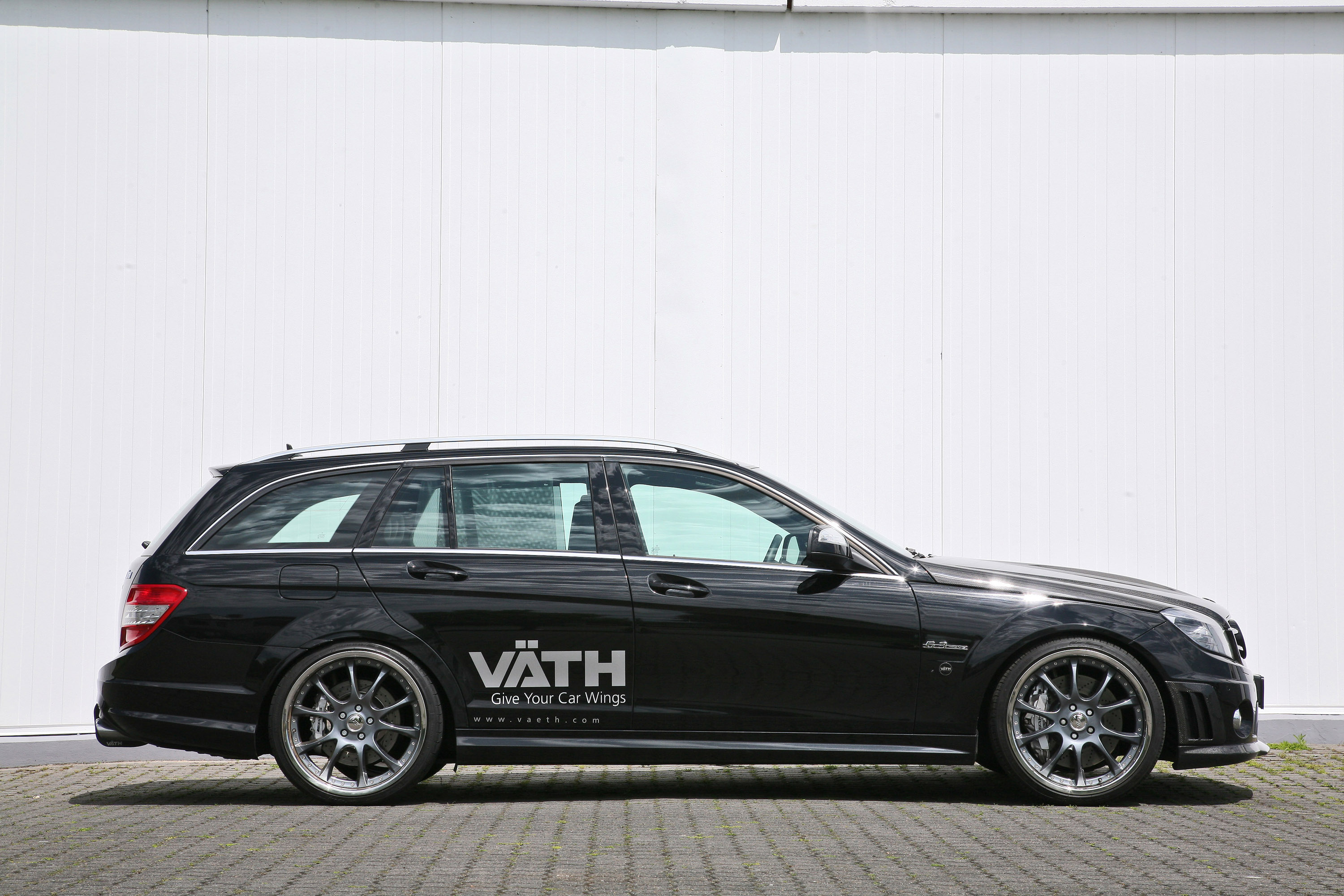 Vath v63rs power c class clubsport wagon mercedes benz for Mercedes benz forum