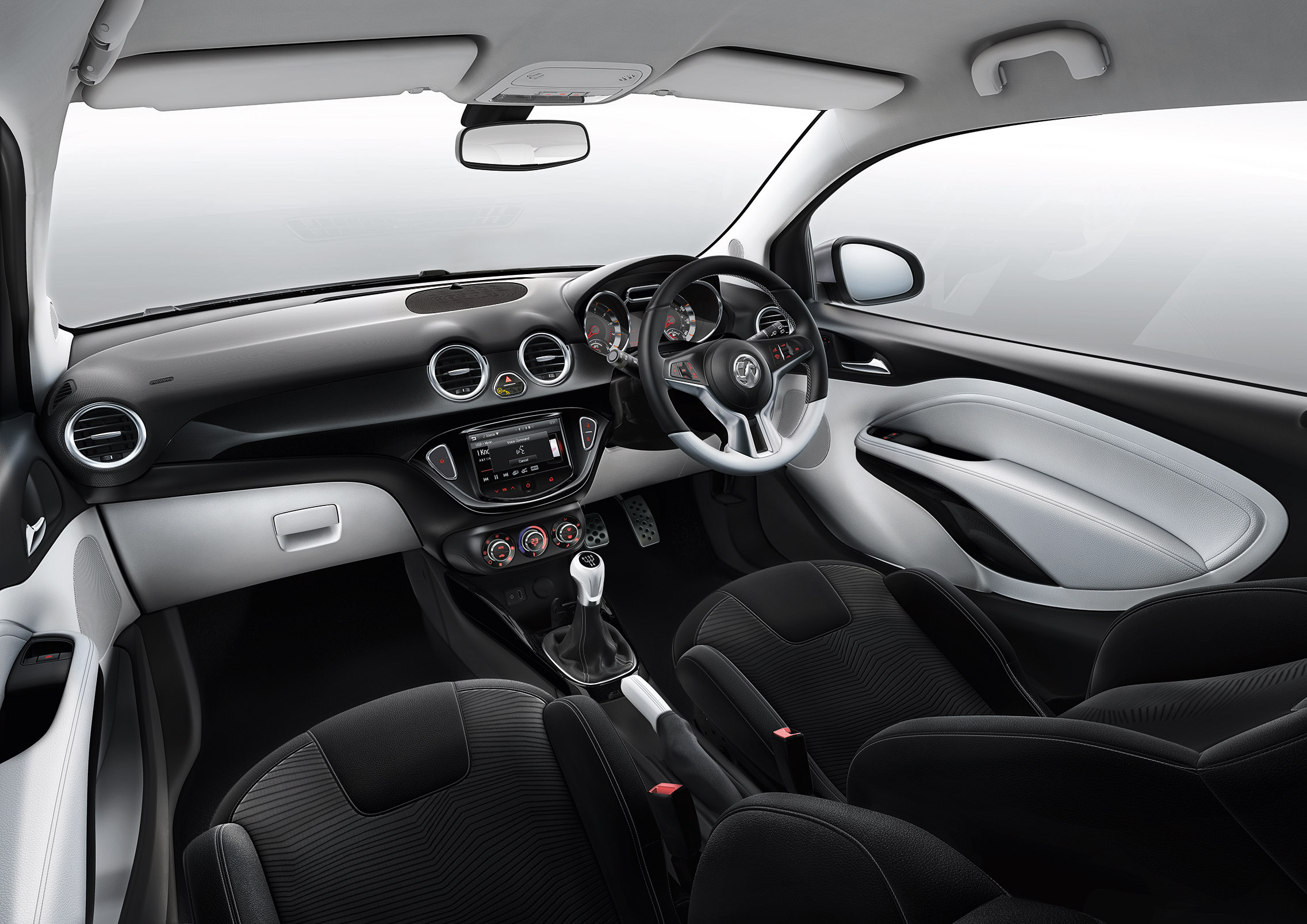 The Limited Vauxhall Adam For Iphone Users