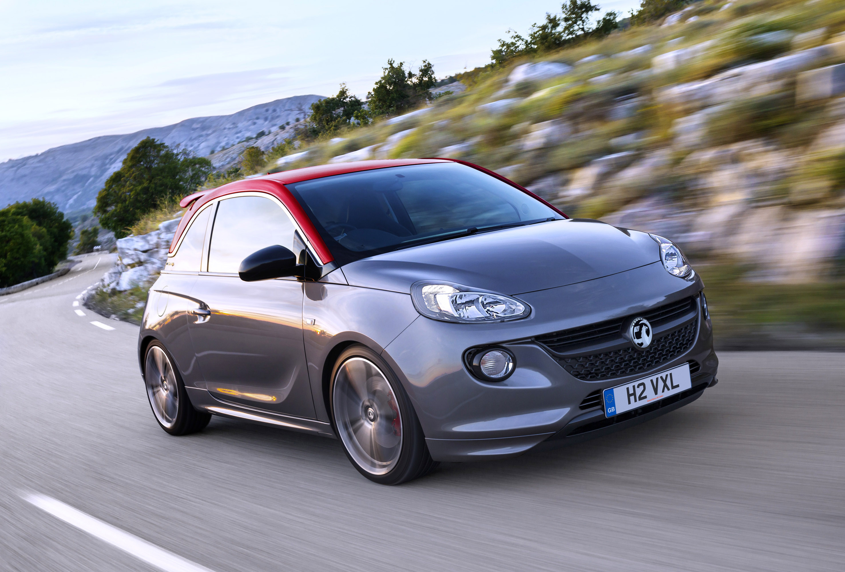 2015 opel adam s goes on sale in europe. Black Bedroom Furniture Sets. Home Design Ideas
