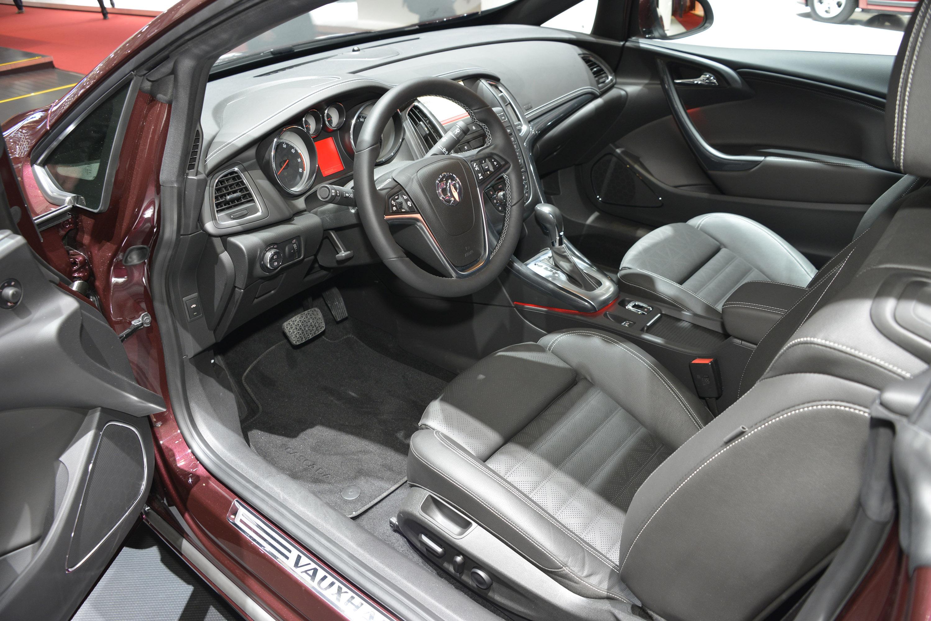 Vauxhall Cascada Geneva