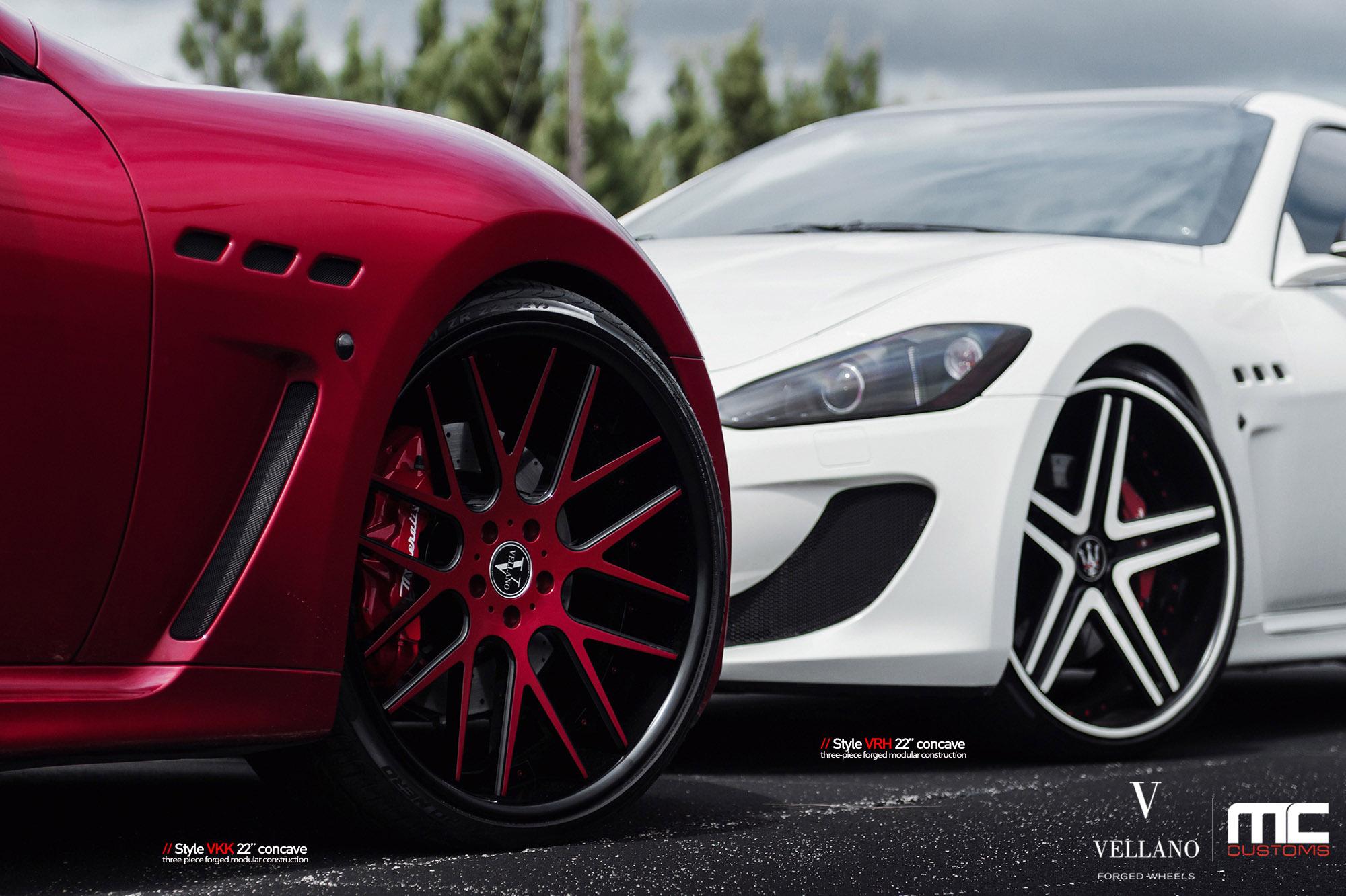 Vellano Wheels Maserati Gt Picture 76494