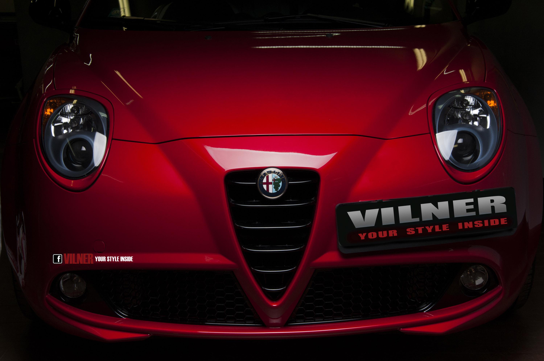 Alfa Romeo Mito Refined By Vilner Modifications