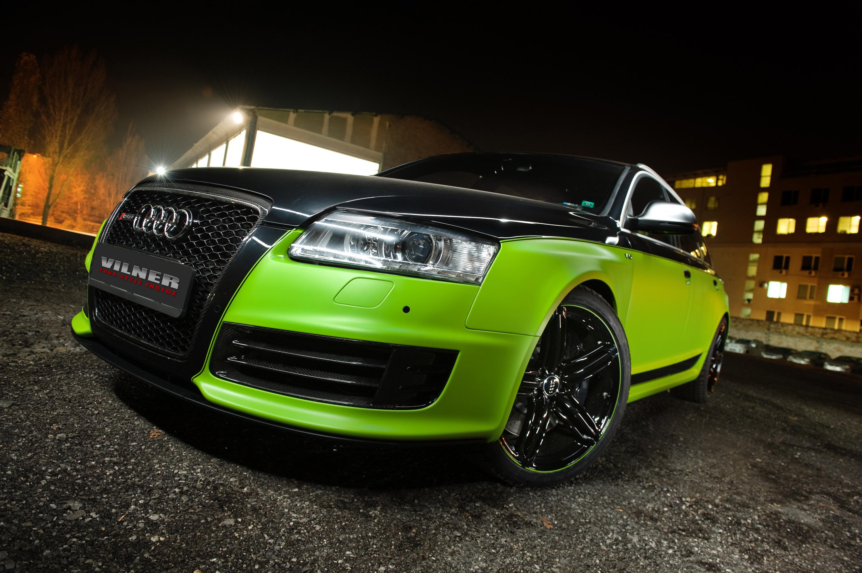 Exclusive Vilner Audi Rs6