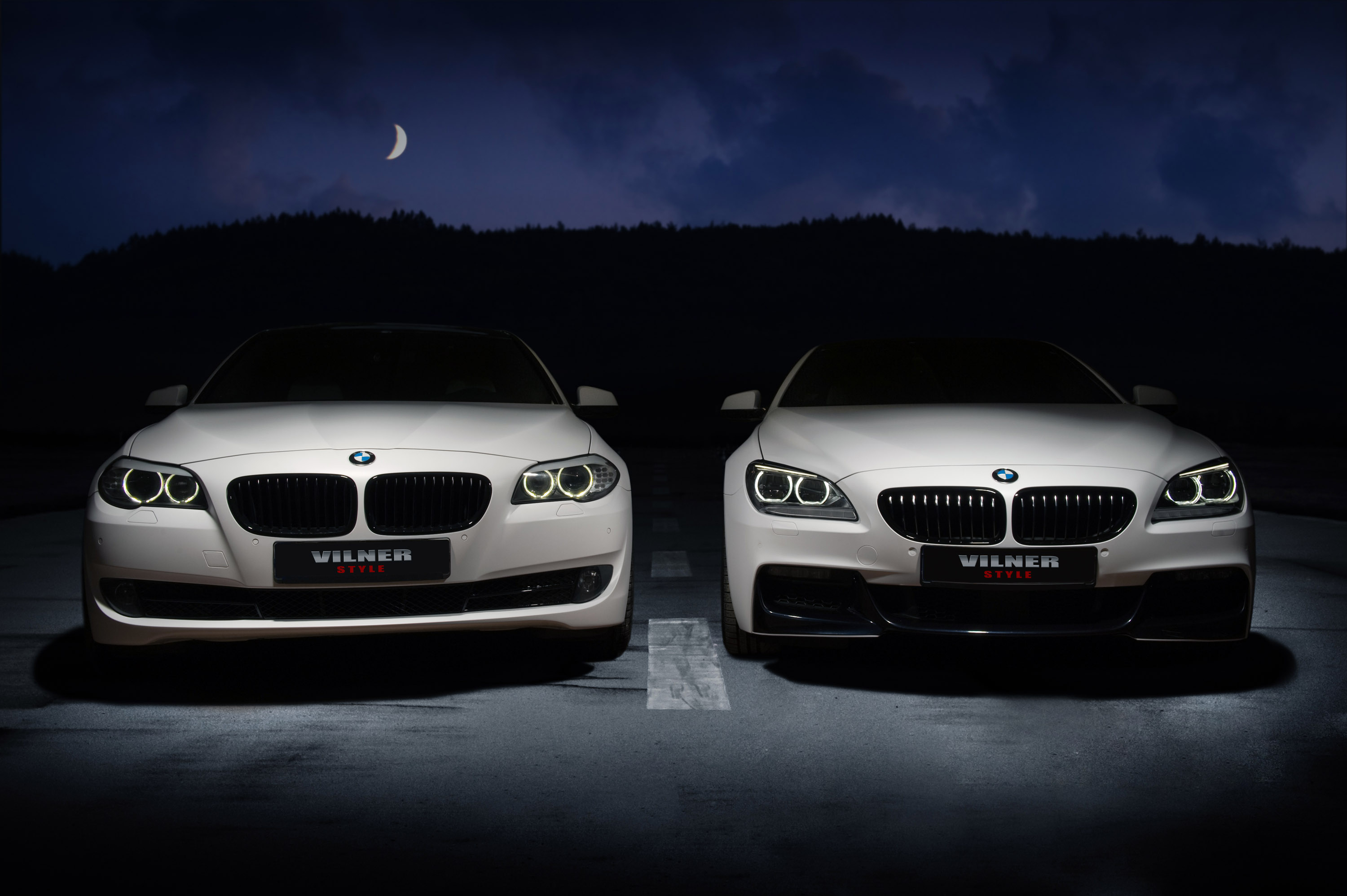 winter tale vilner transforms bmw 5 series f10 and 6 series m f12 video. Black Bedroom Furniture Sets. Home Design Ideas
