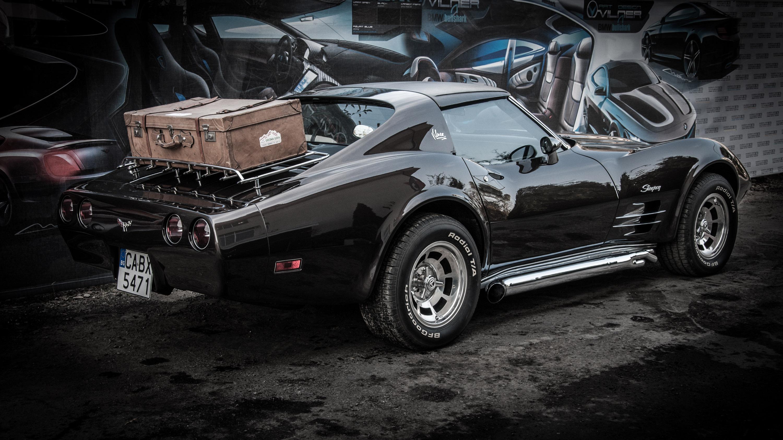 Vilner Transforms 1976 Chevrolet Corvette Stingray C3
