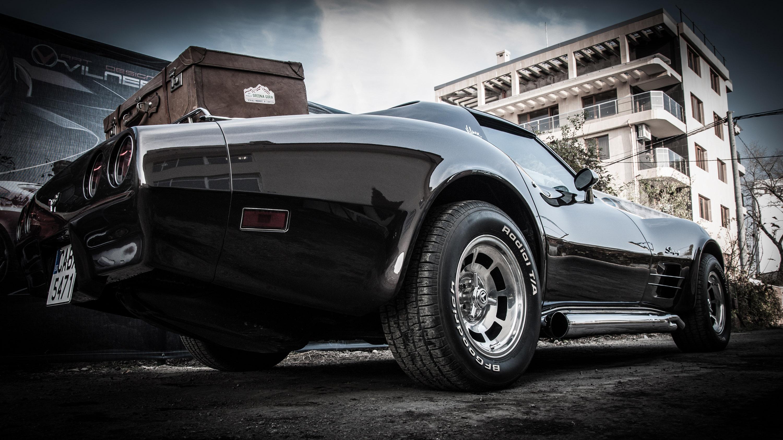 Vilner Chevrolet Corvette Stingray C3 Picture 91025