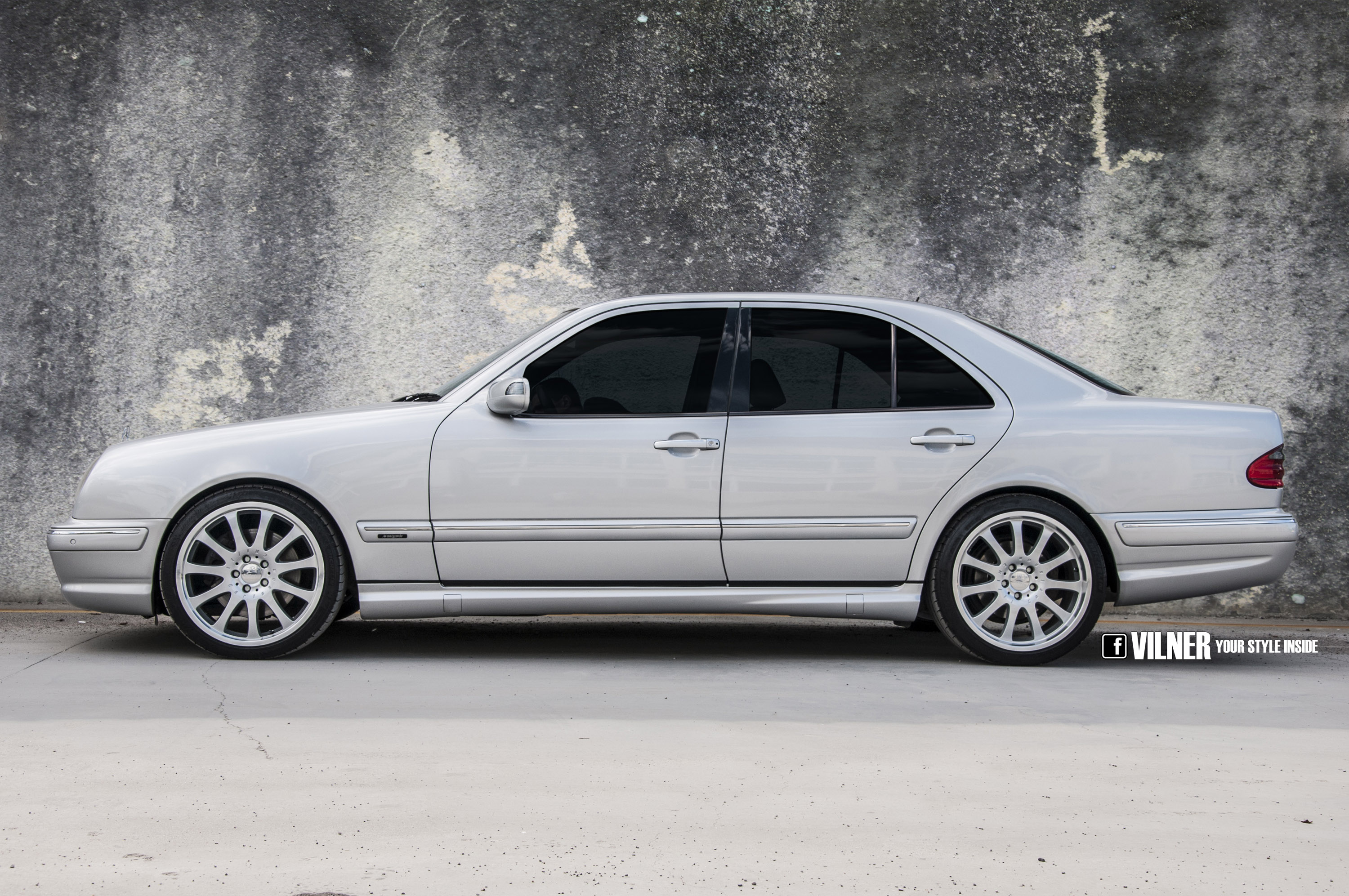 Mercedes w210 tuning 2 tuning cars -  Vilner Mercedes Benz E55 Amg 4matic 2 Of 22
